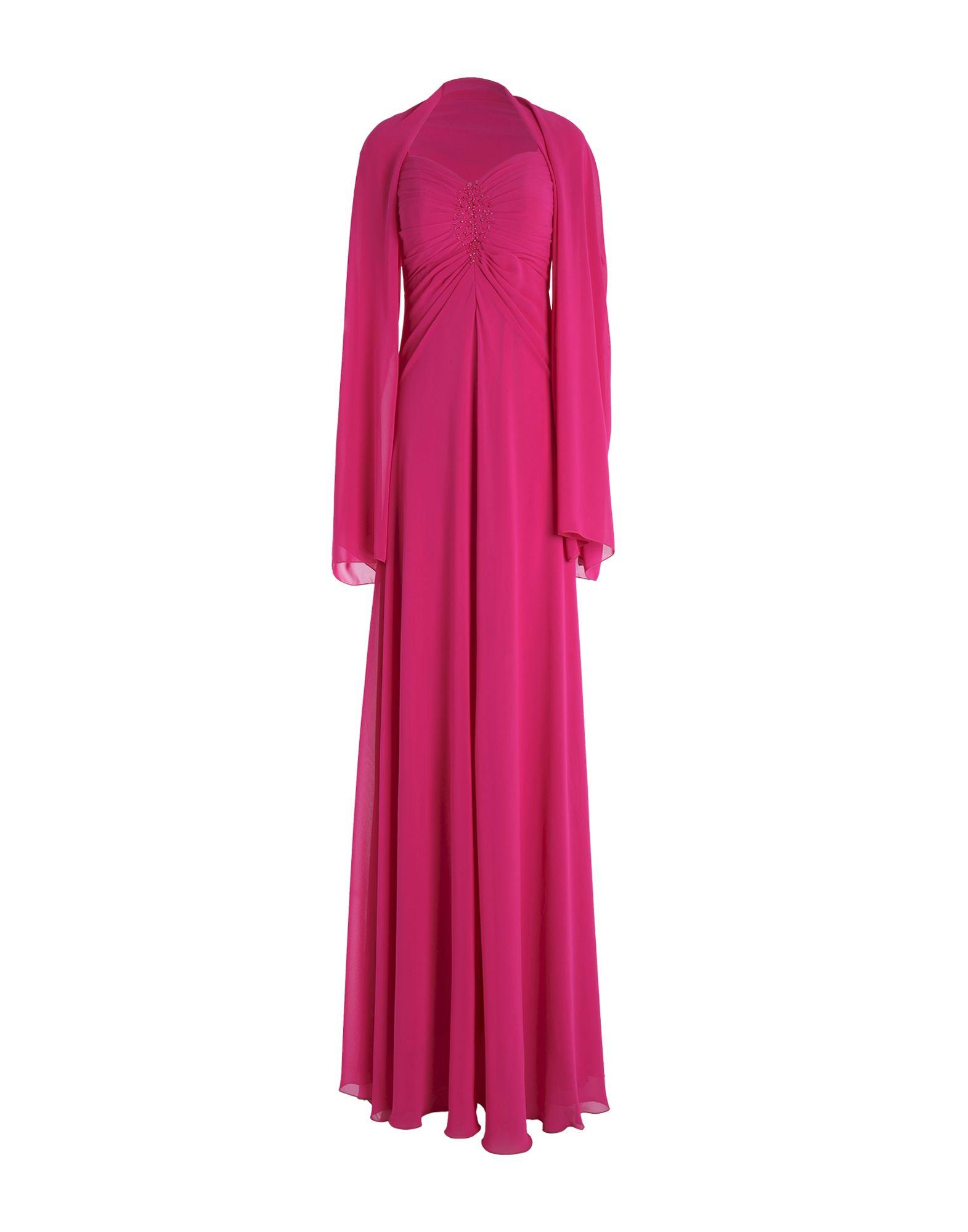 MUSANI COUTURE Длинное платье гипюровое платье