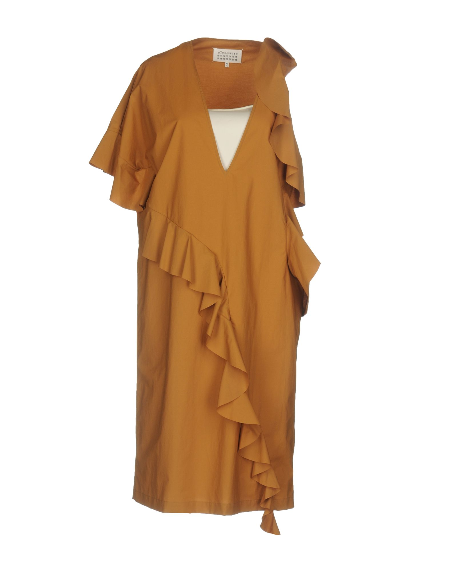 Фото - MAISON MARGIELA Платье до колена alice san diego платье до колена