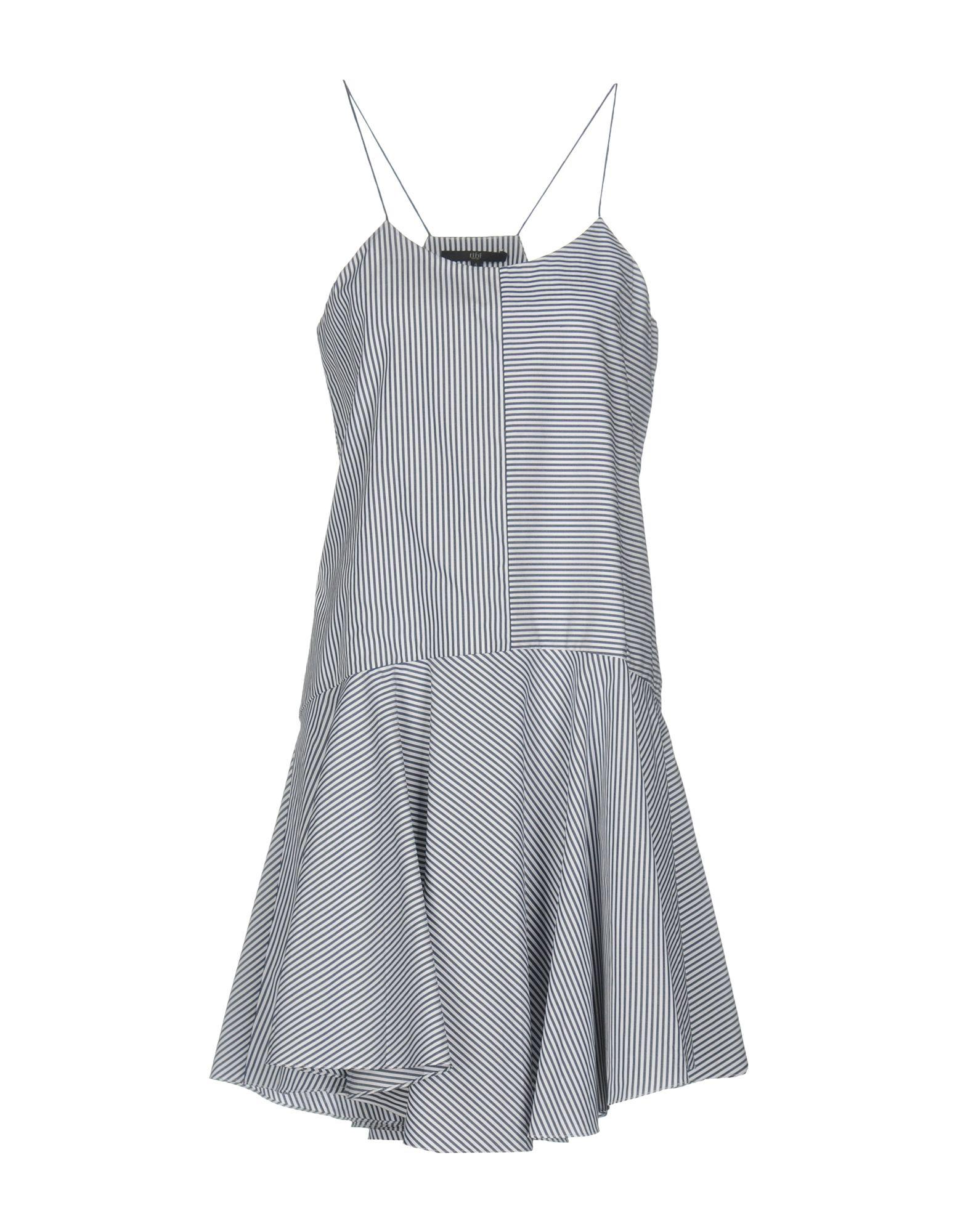 TIBI Платье до колена цена 2017