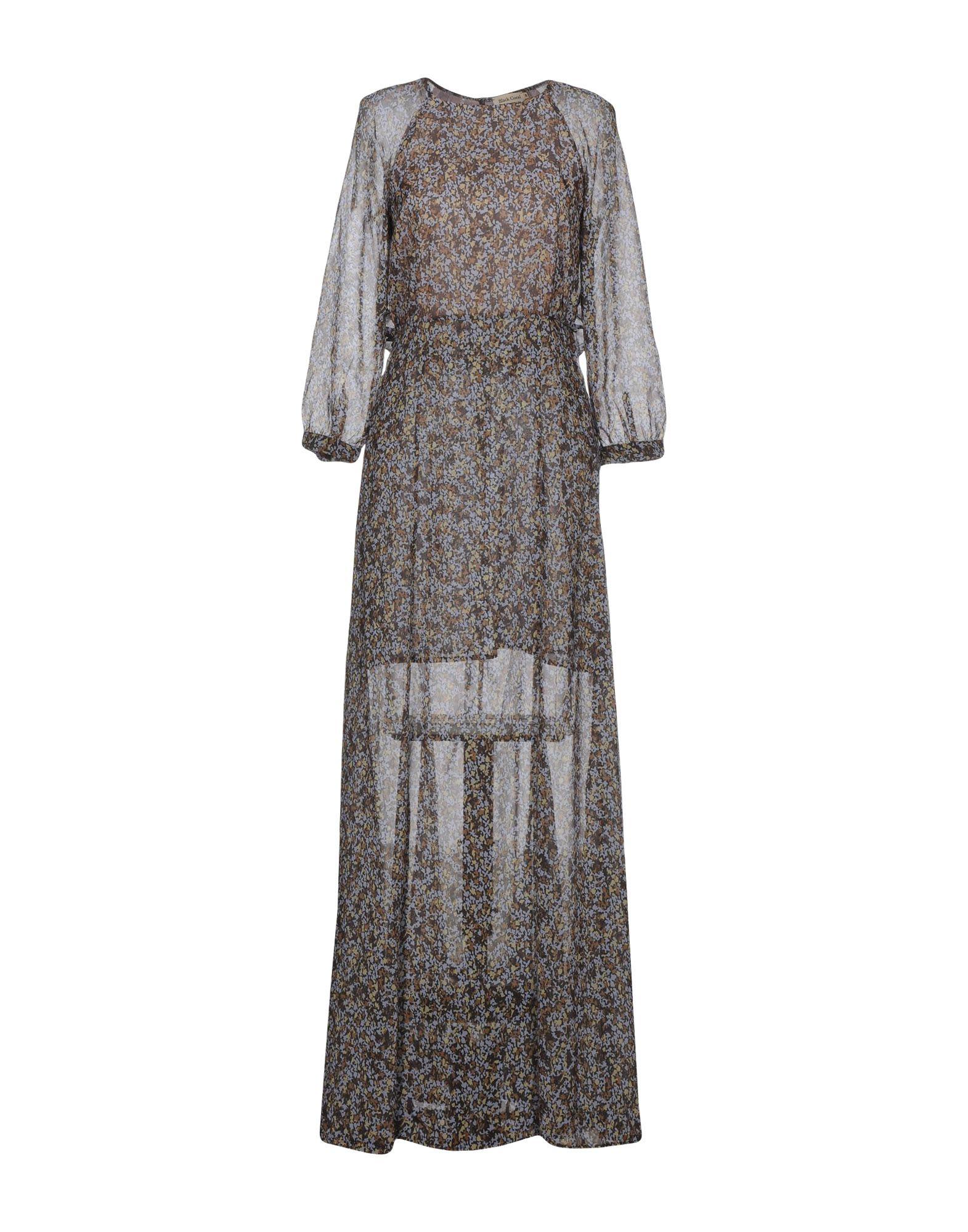 BLACK CORAL Длинное платье