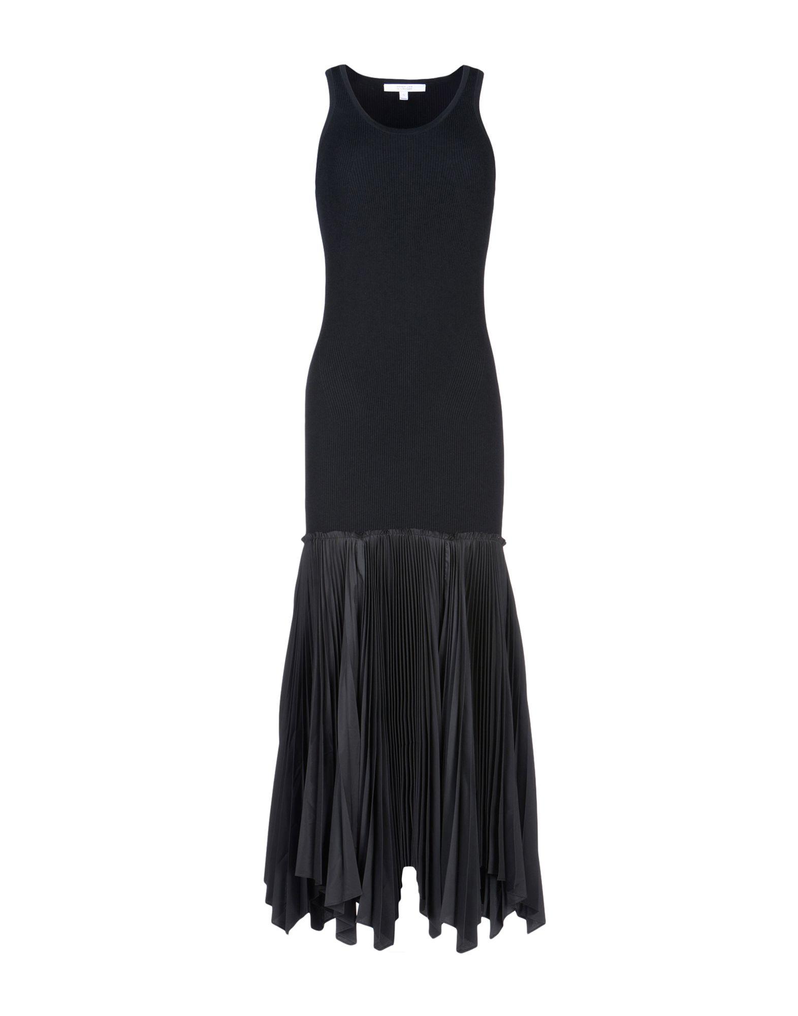 DEREK LAM 10 CROSBY Длинное платье derek lam платье
