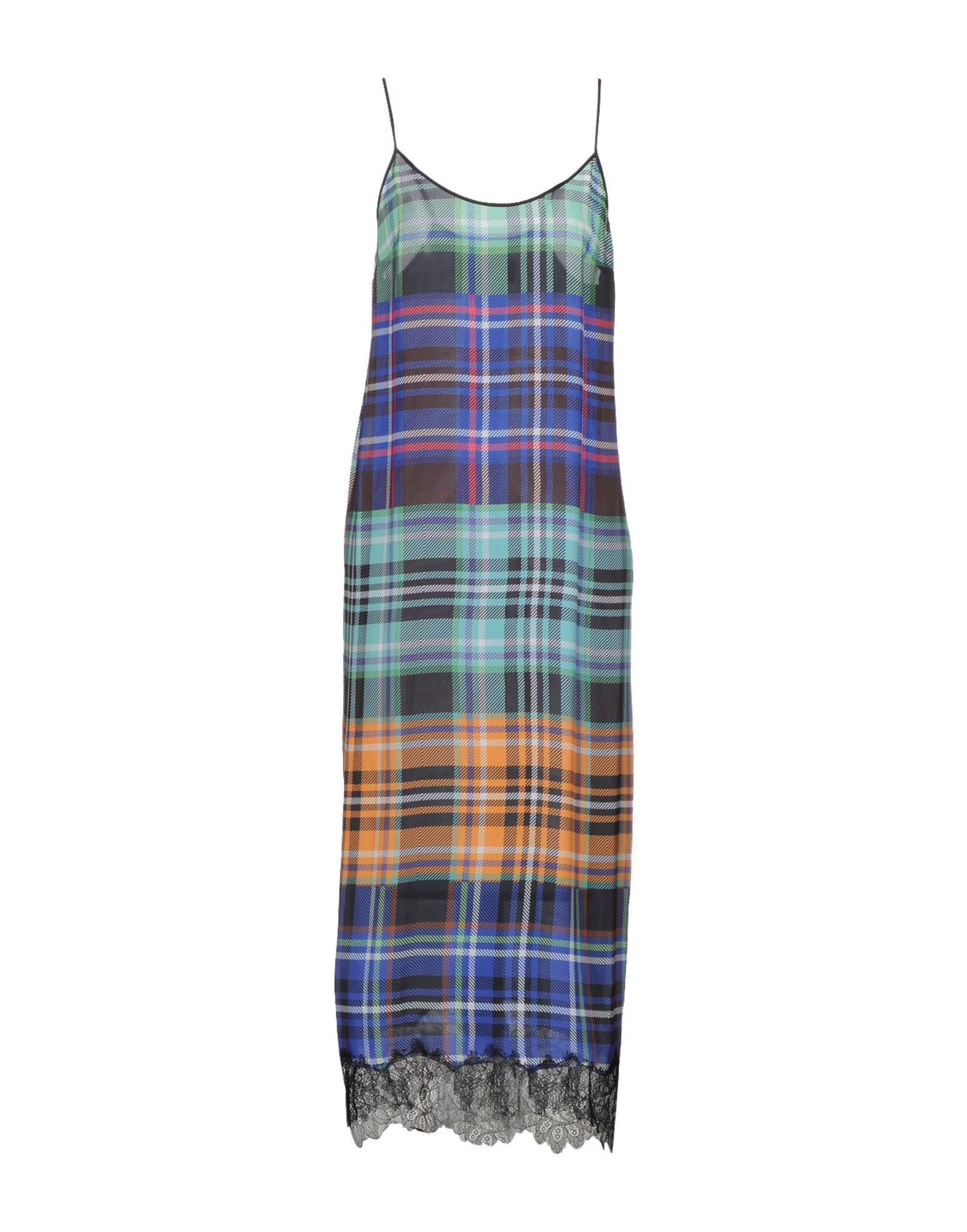 купить CLOVER CANYON Длинное платье дешево