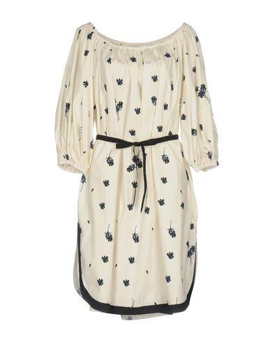Фото - Платье до колена от RACHEL COMEY белого цвета