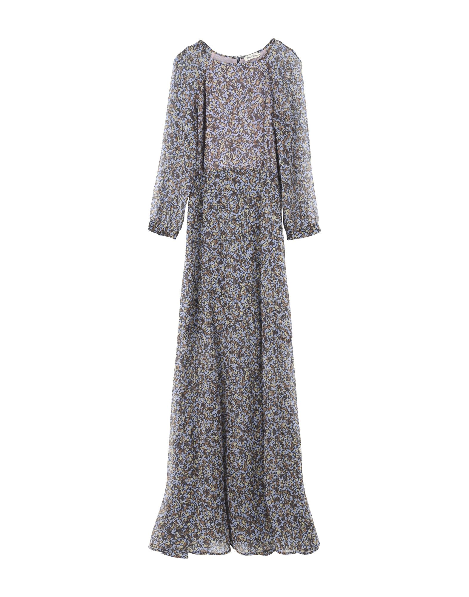 BLACK CORAL Длинное платье платье glamorous hp0093 coral