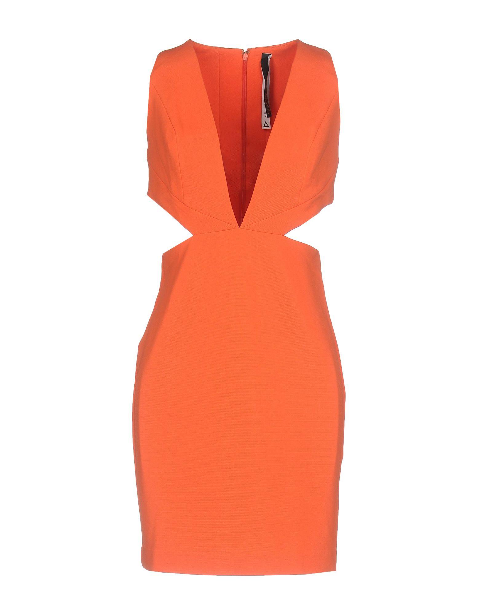 AQ/AQ Короткое платье все цены