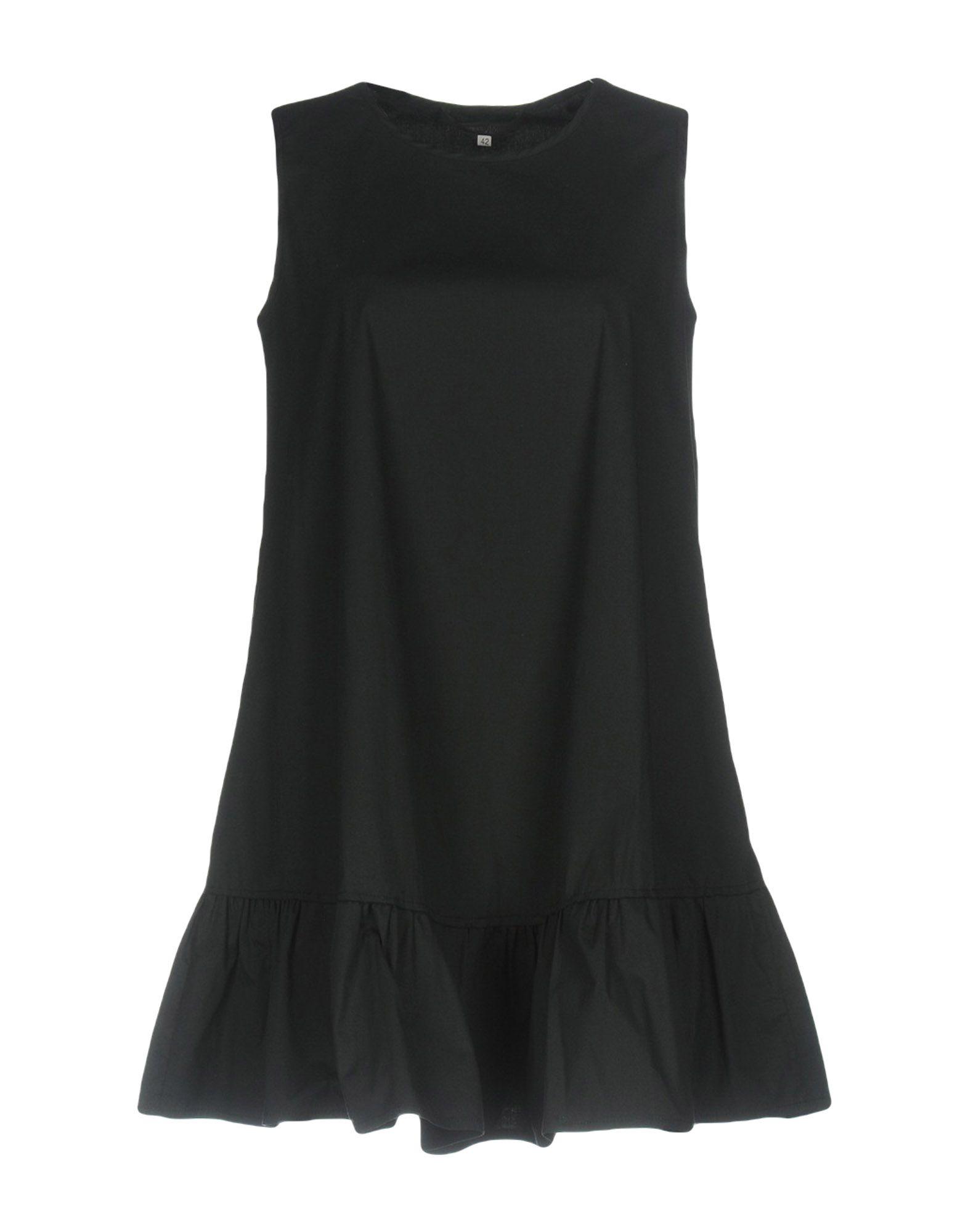 TERRE ALTE Damen Kurzes Kleid Farbe Schwarz Größe 4 jetztbilligerkaufen