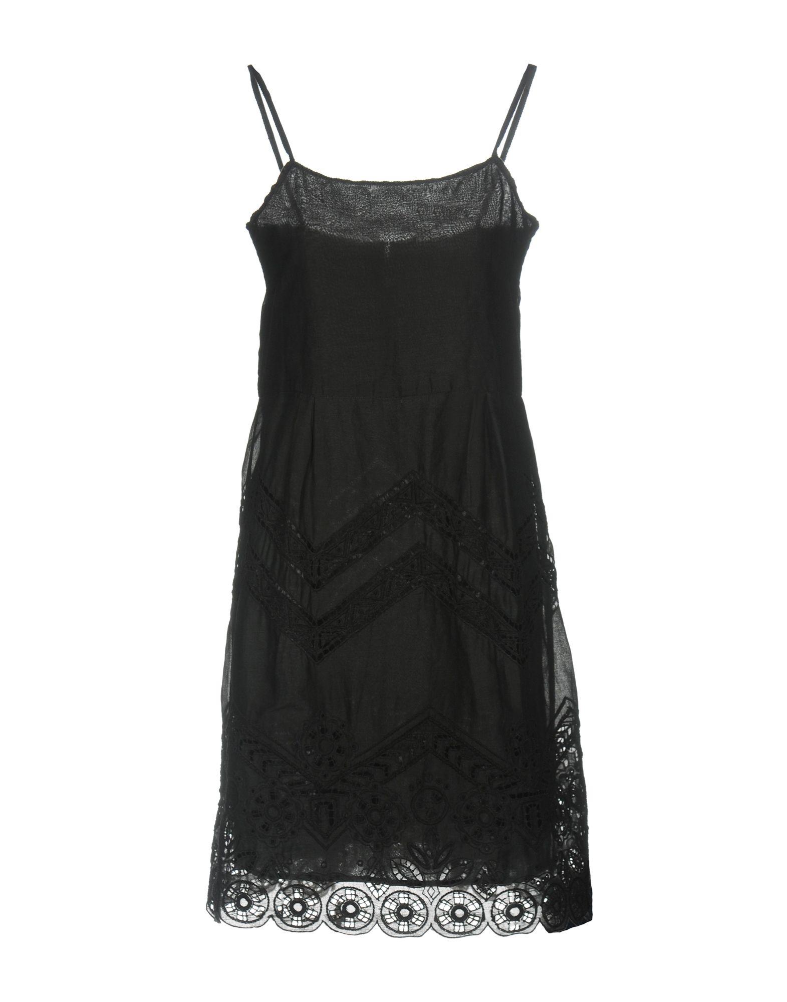 INTROPIA Damen Kurzes Kleid Farbe Schwarz Größe 4 jetztbilligerkaufen