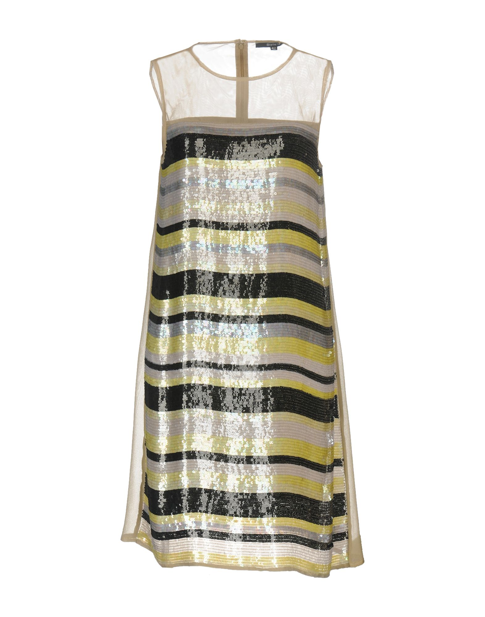 SISTE´ S Damen Kurzes Kleid Farbe Hellgrün Größe 7 jetztbilligerkaufen