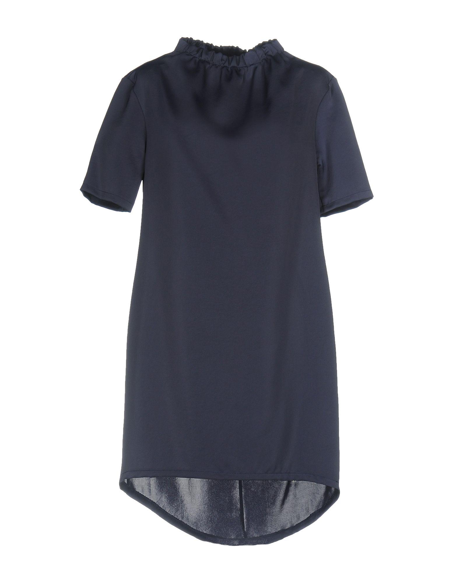 SISTE' S Короткое платье lacywear платье s 24 irn