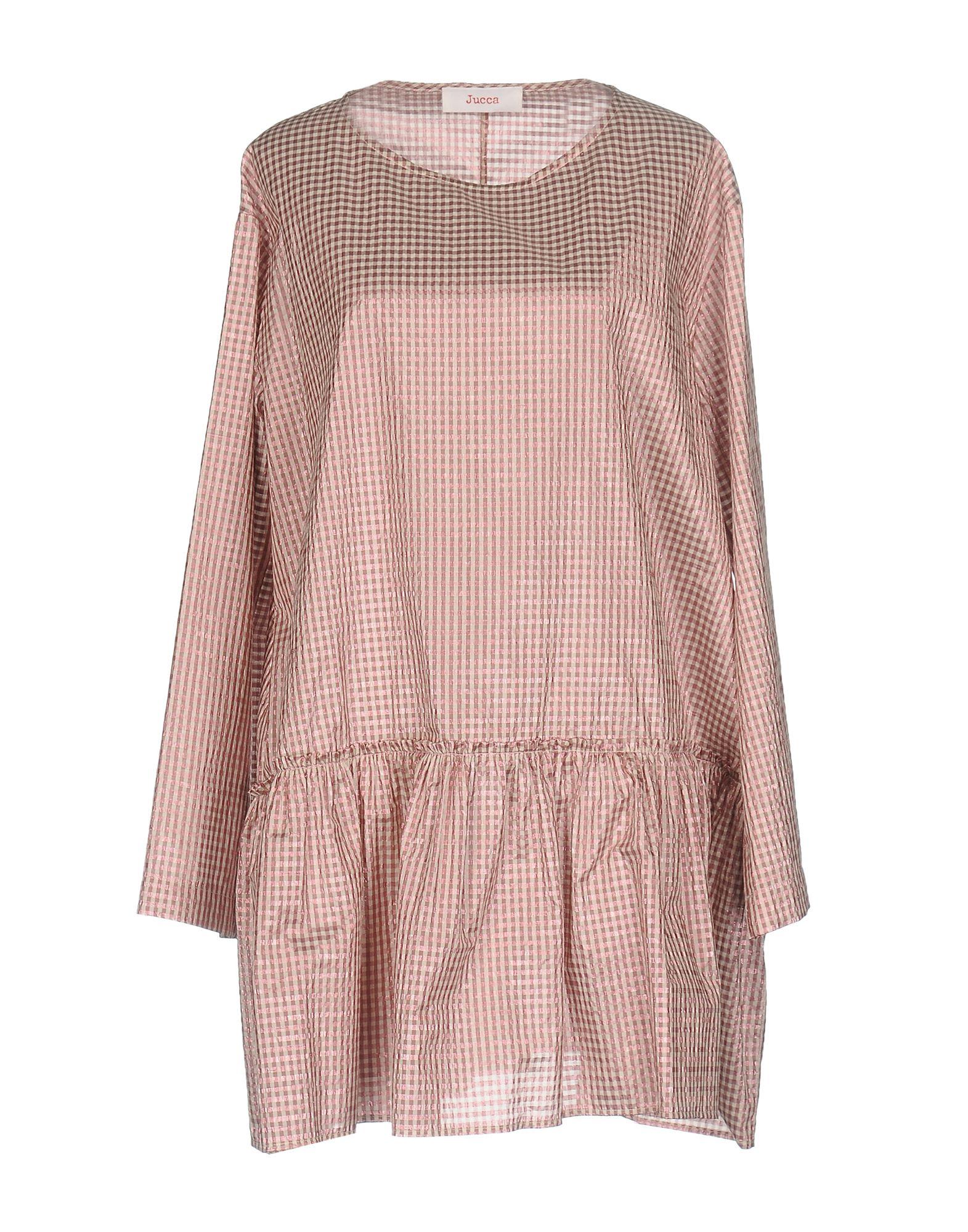 JUCCA Damen Kurzes Kleid Farbe Rosa Größe 4 jetztbilligerkaufen