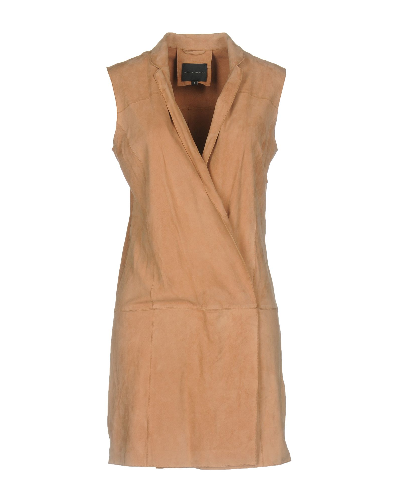 HOTEL PARTICULIER Damen Kurzes Kleid Farbe Kamel Größe 4 jetztbilligerkaufen
