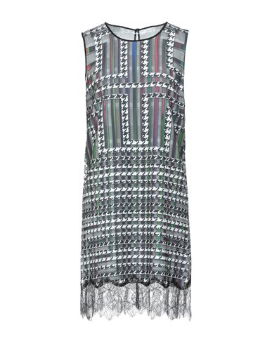 Фото - Женское короткое платье  цвет стальной серый