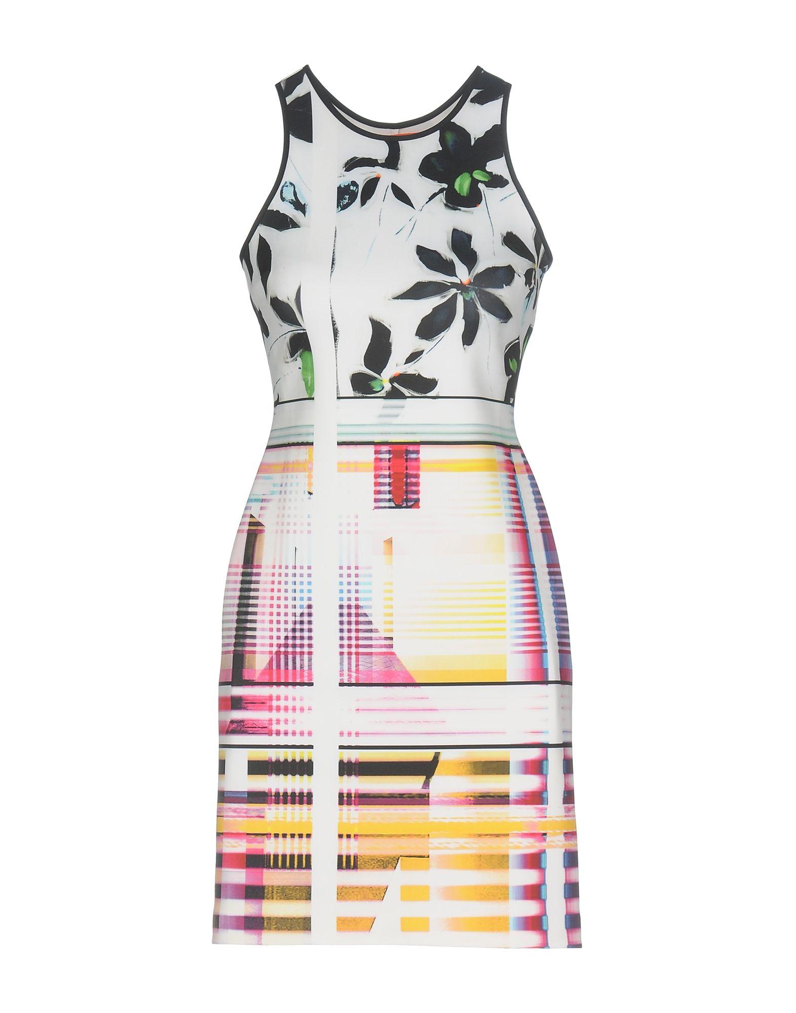 купить CLOVER CANYON Короткое платье дешево
