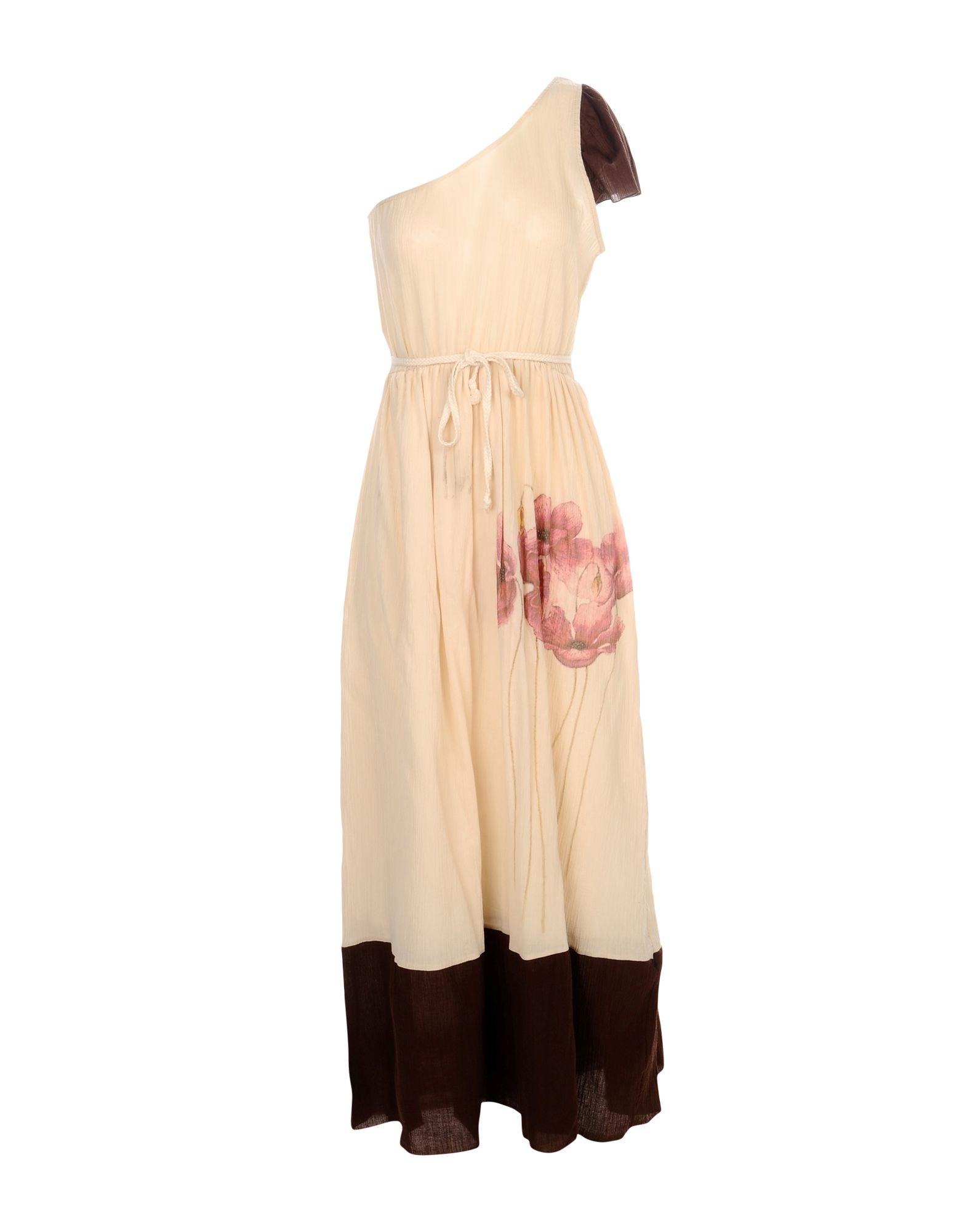 SISTE' S Длинное платье цена 2017
