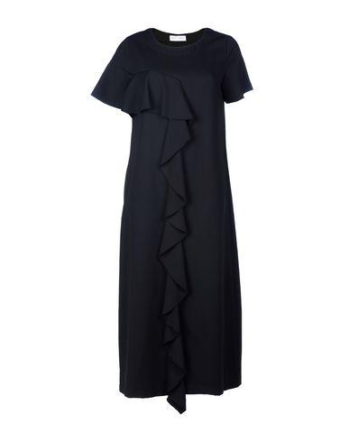 Купить Женское длинное платье WEILI ZHENG черного цвета