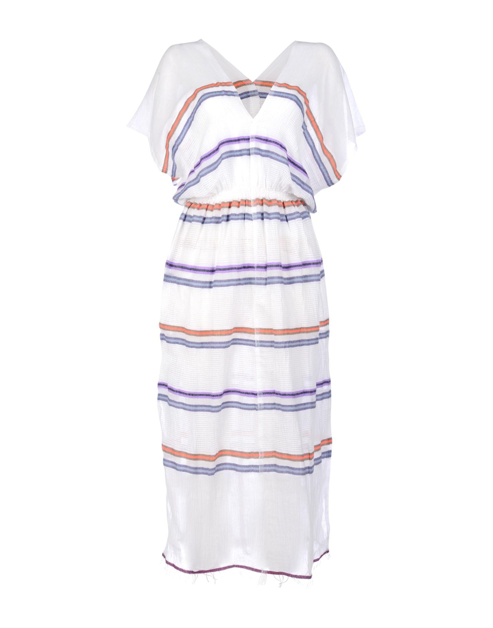 LEMLEM Платье длиной 3/4 lisa corti платье длиной 3 4