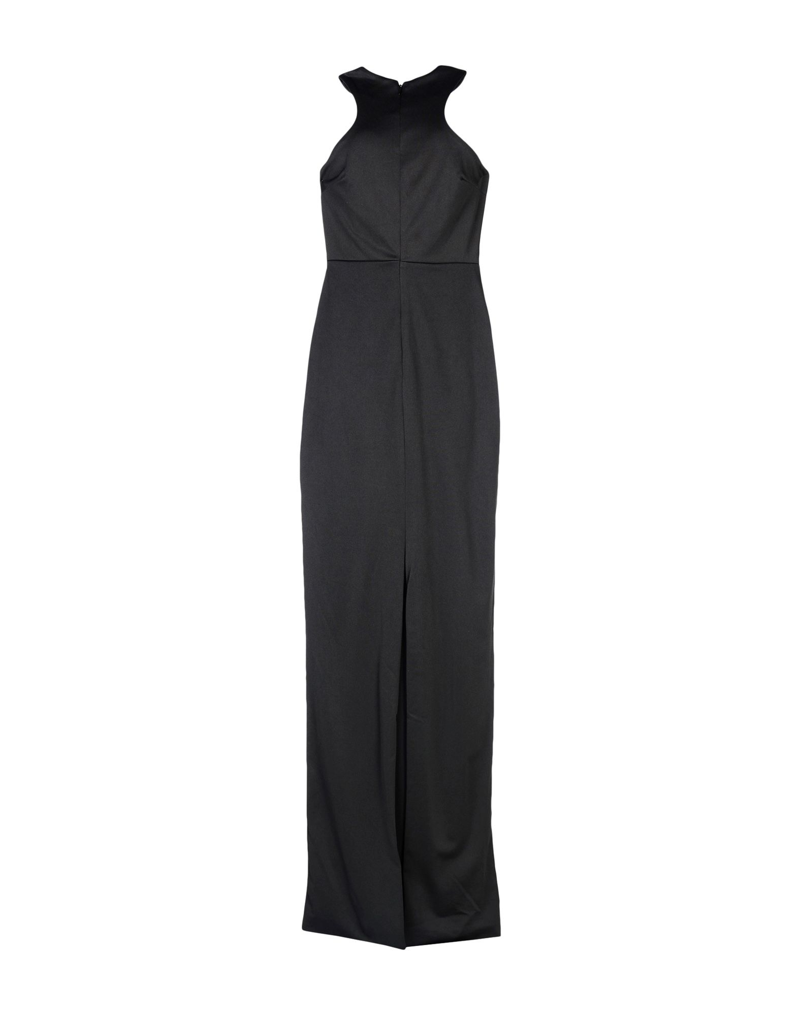 AQ/AQ Long Dress in Black