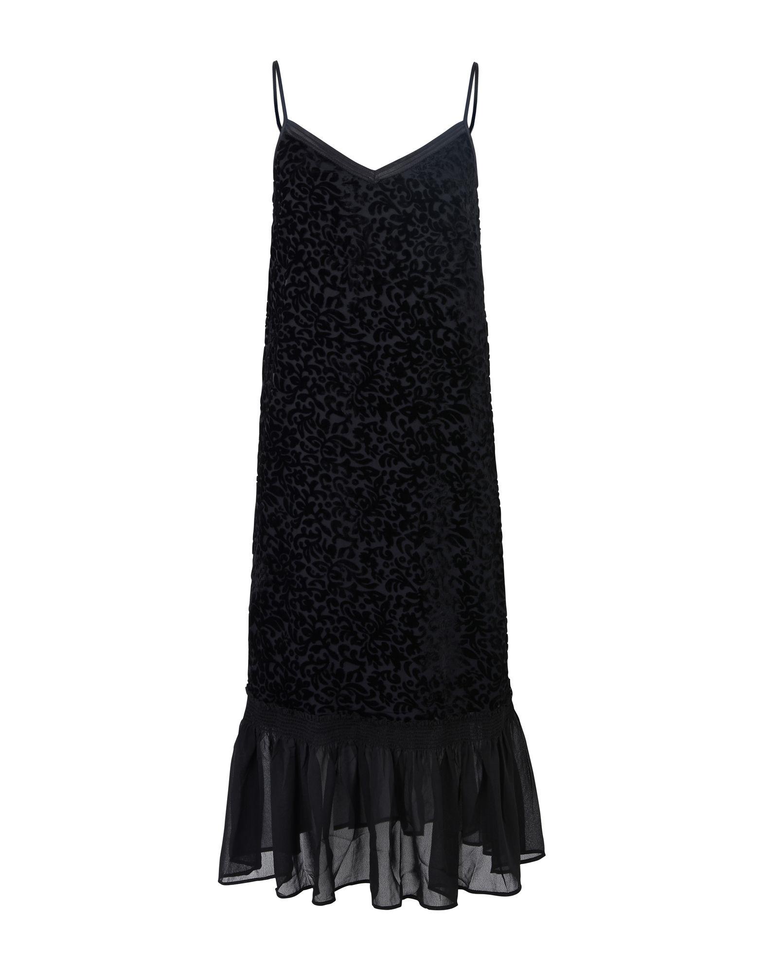 GEORGE J. LOVE Платье длиной 3/4 lisa corti платье длиной 3 4
