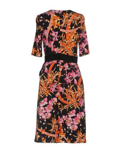 Фото 2 - Платье до колена от VDP COLLECTION черного цвета
