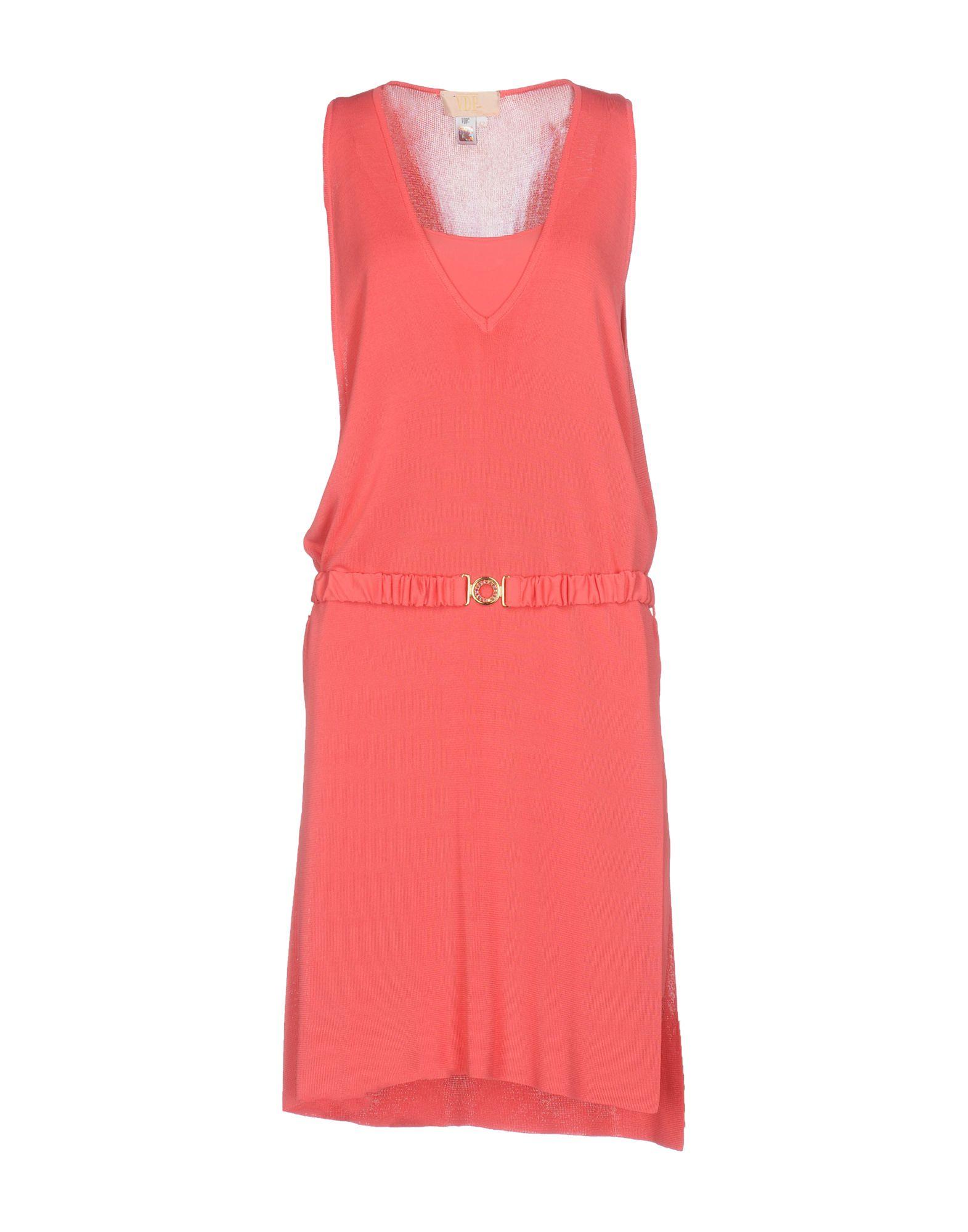 VDP COLLECTION Платье до колена vdp collection гетры для рук
