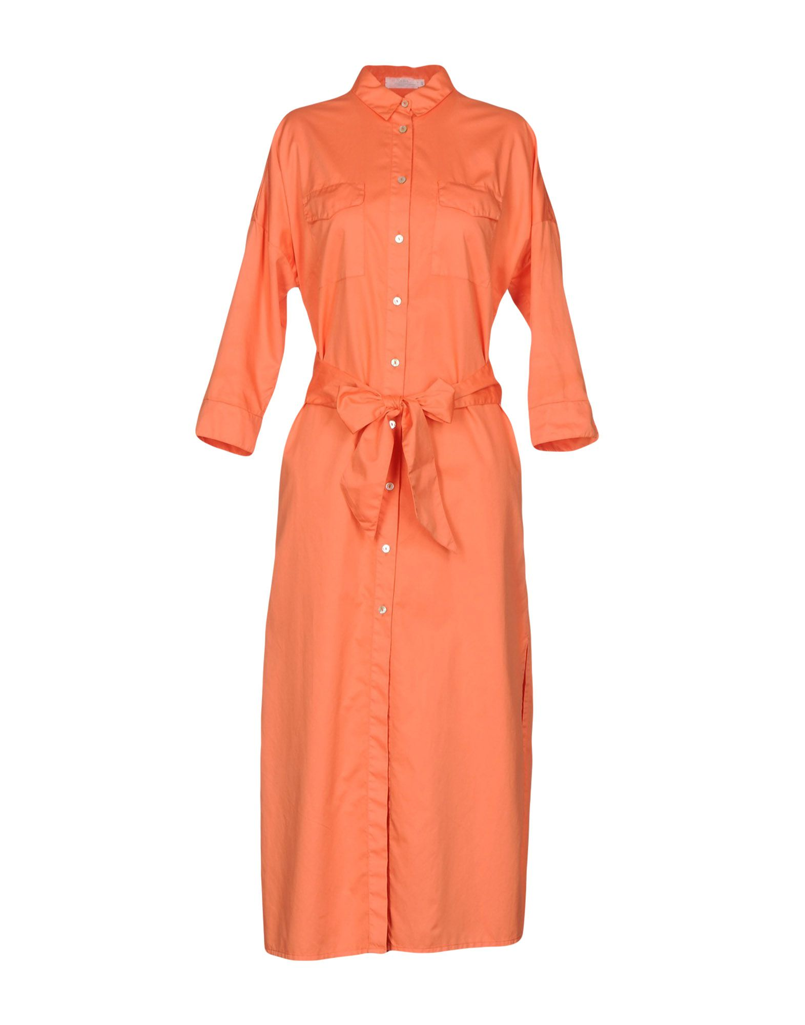 BARBA Napoli Платье длиной 3/4 lisa corti платье длиной 3 4