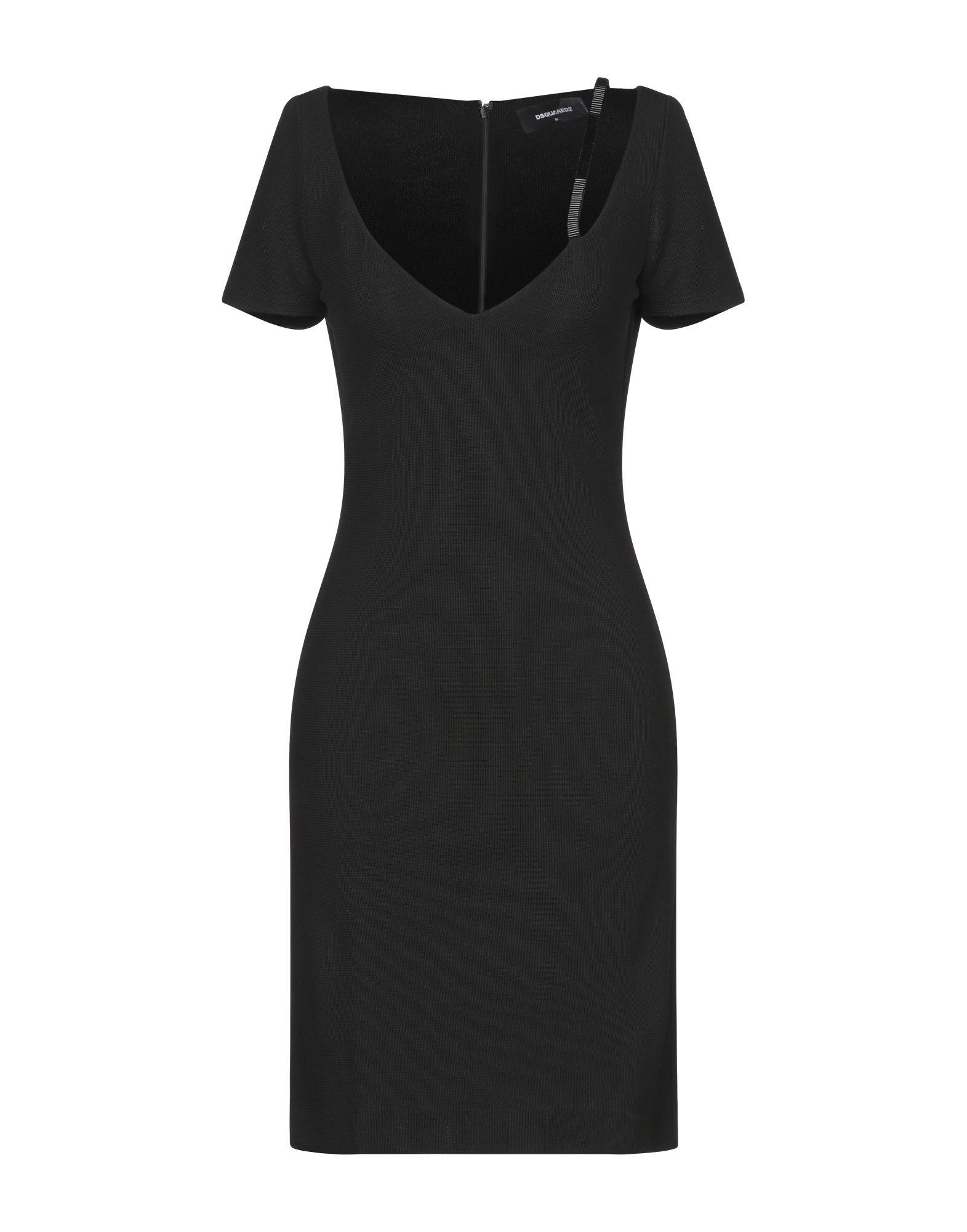 ФОТО dsquared2 короткое платье