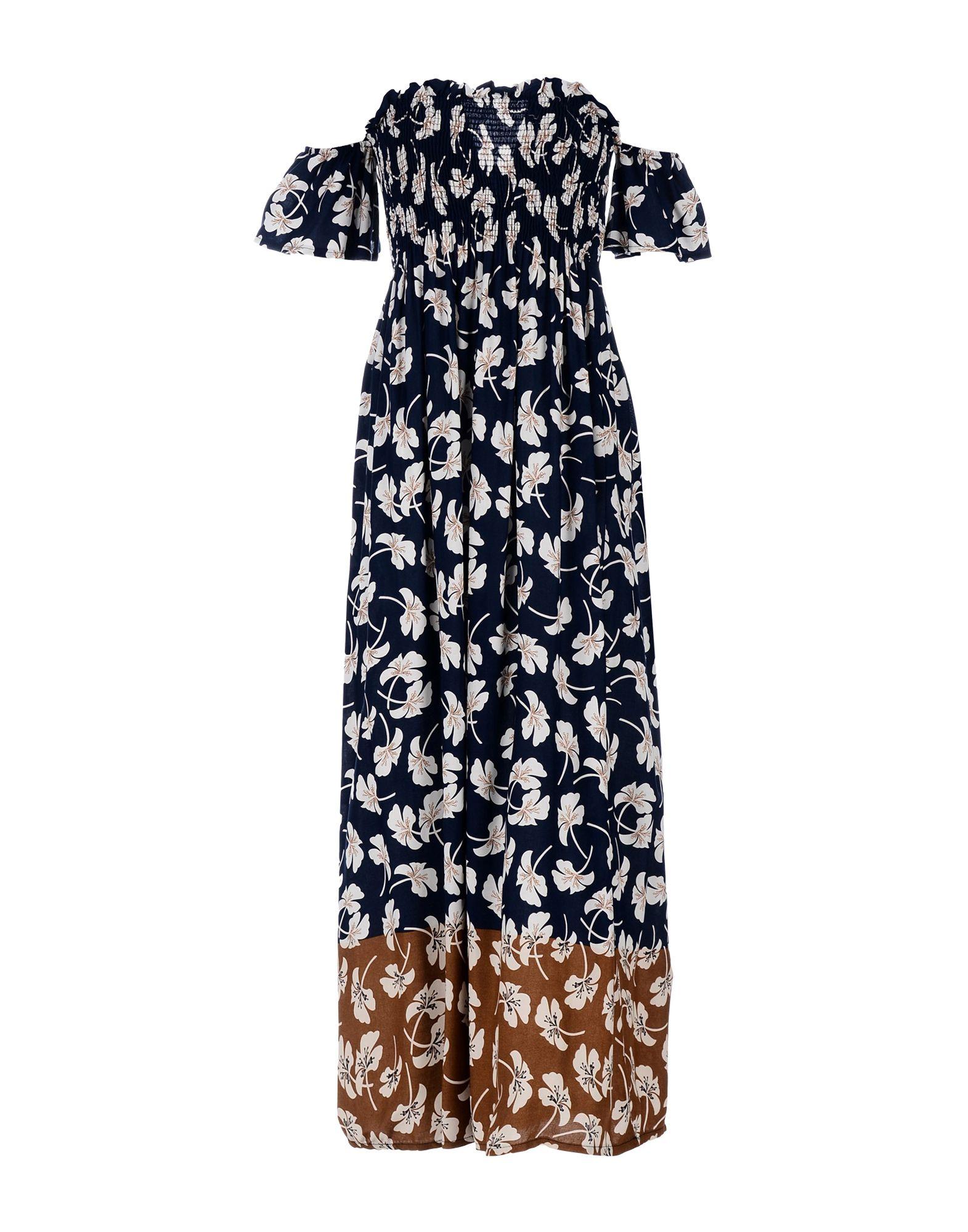 VANESSA SCOTT Платье длиной 3/4 lisa corti платье длиной 3 4