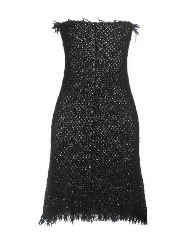 Фото - Женское короткое платье JUCCA черного цвета