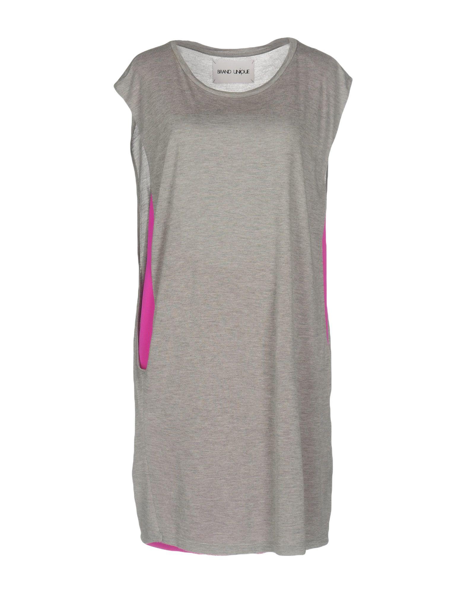 BRAND UNIQUE Короткое платье brand unique толстовка