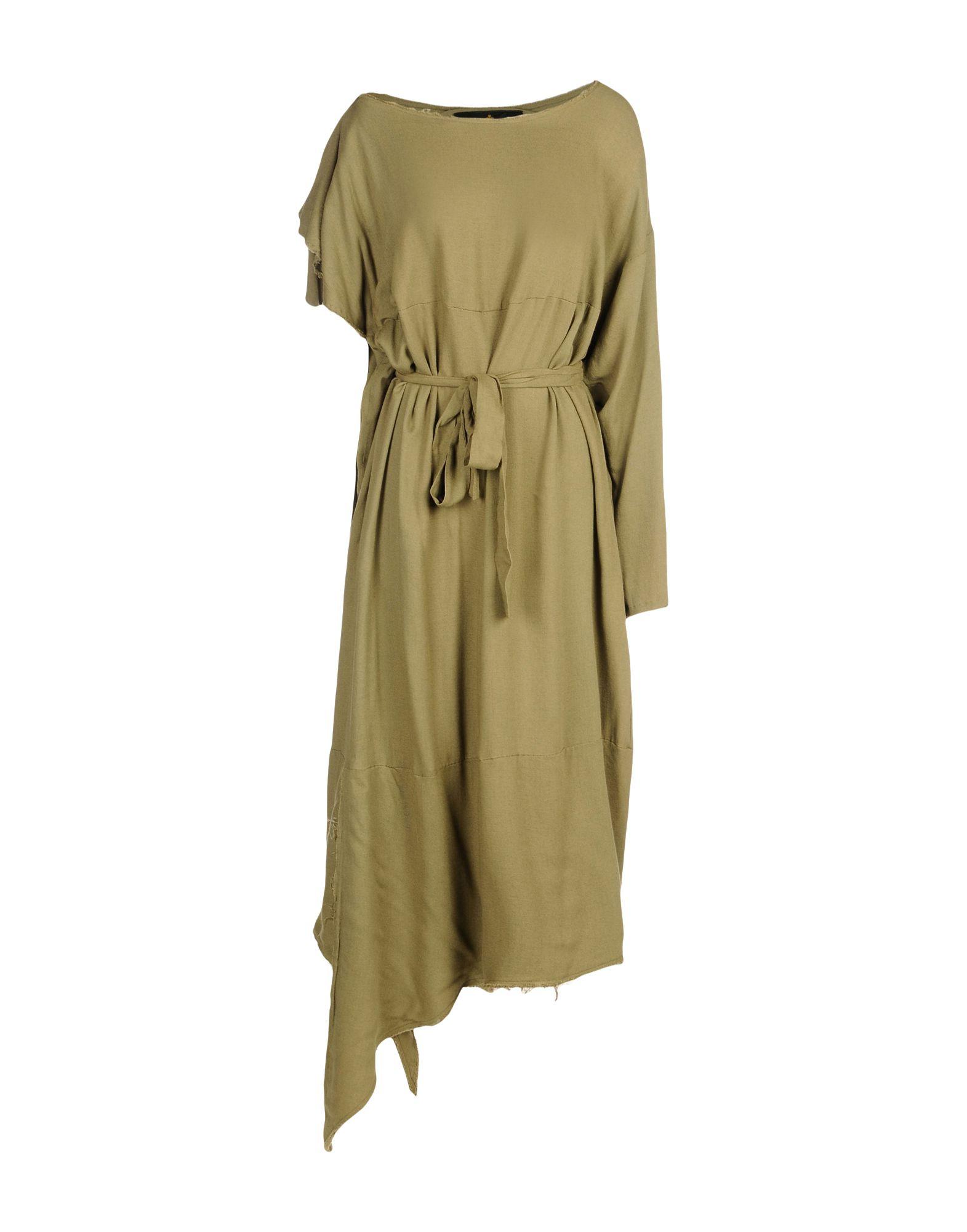 VIVIENNE WESTWOOD ANGLOMANIA Платье длиной 3/4 vivienne westwood платье длиной 3 4