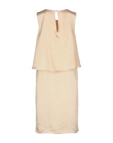 Фото 2 - Платье до колена от KATIA G. светло-розового цвета