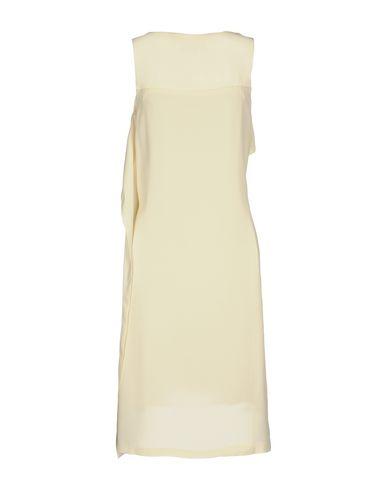 Фото 2 - Женское короткое платье KATIA G. цвет слоновая кость