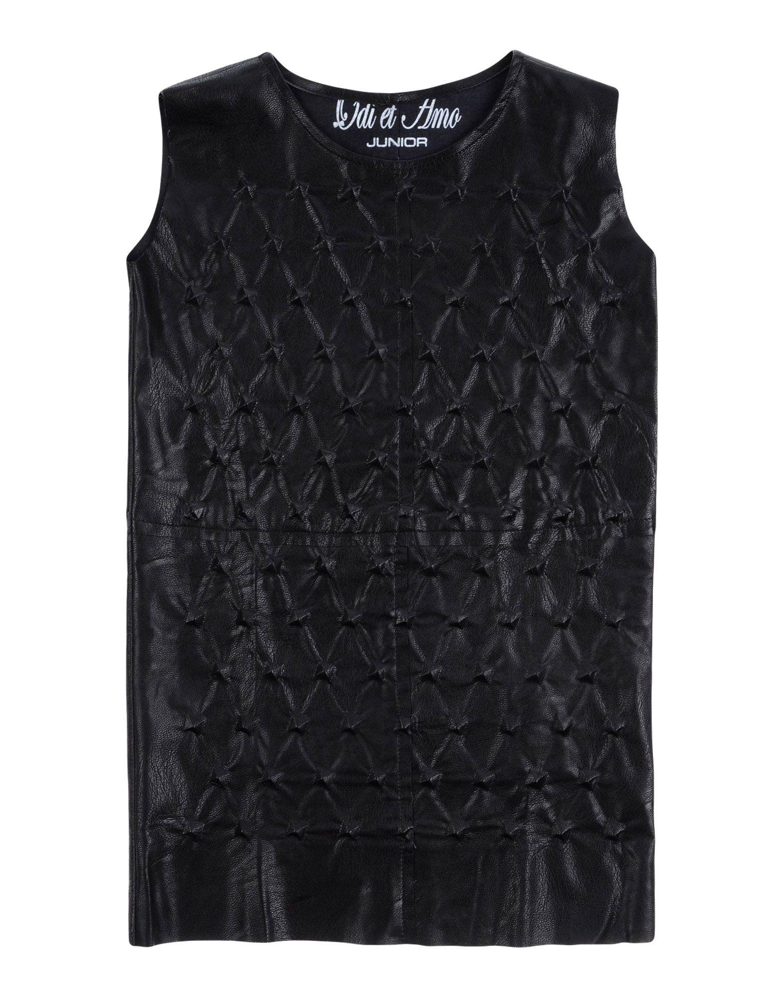 ODI ET AMO Mädchen 0-24 monate Kleid Farbe Schwarz Größe 10 - broschei