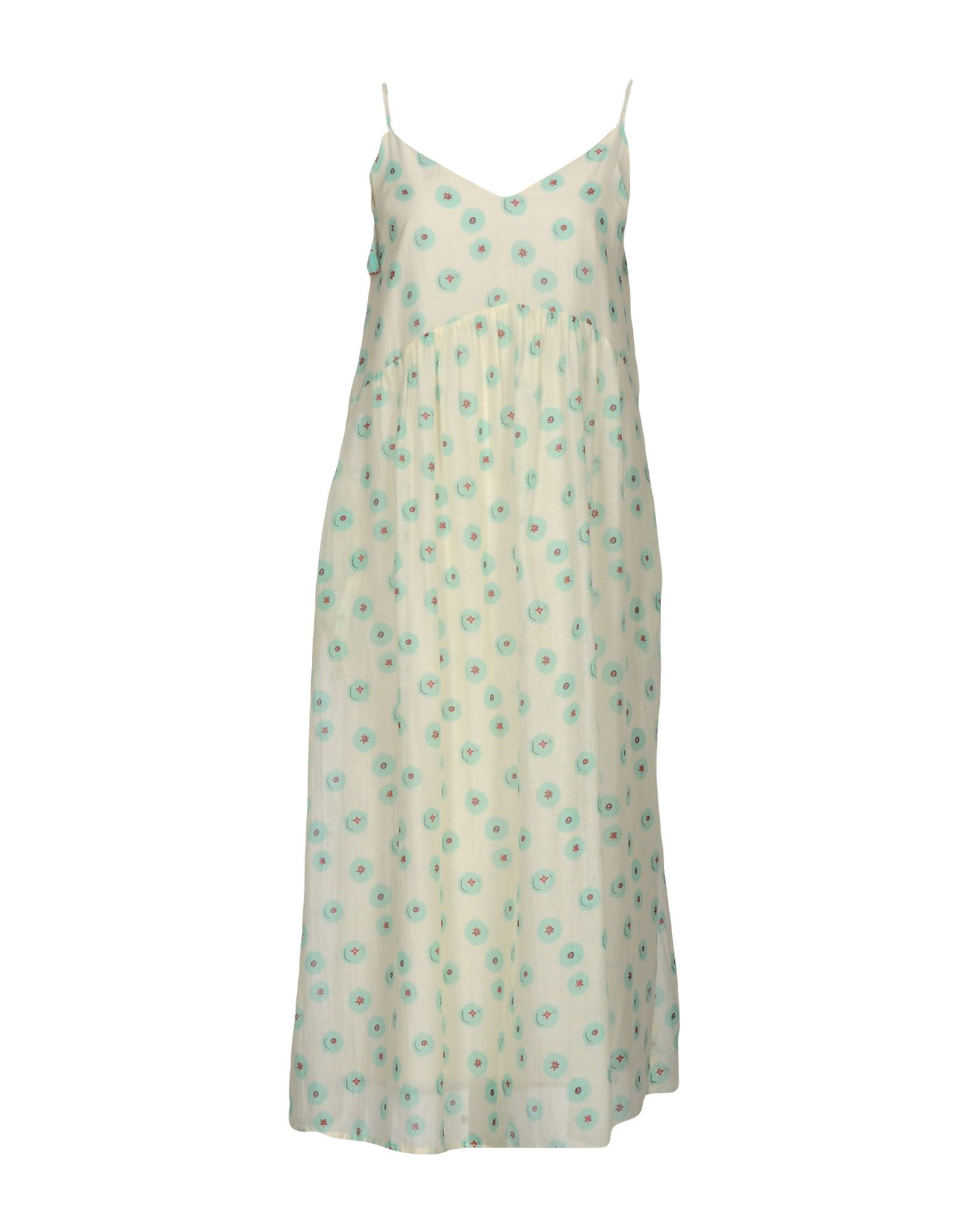 SUOLI Платье длиной 3/4 tenax платье длиной 3 4