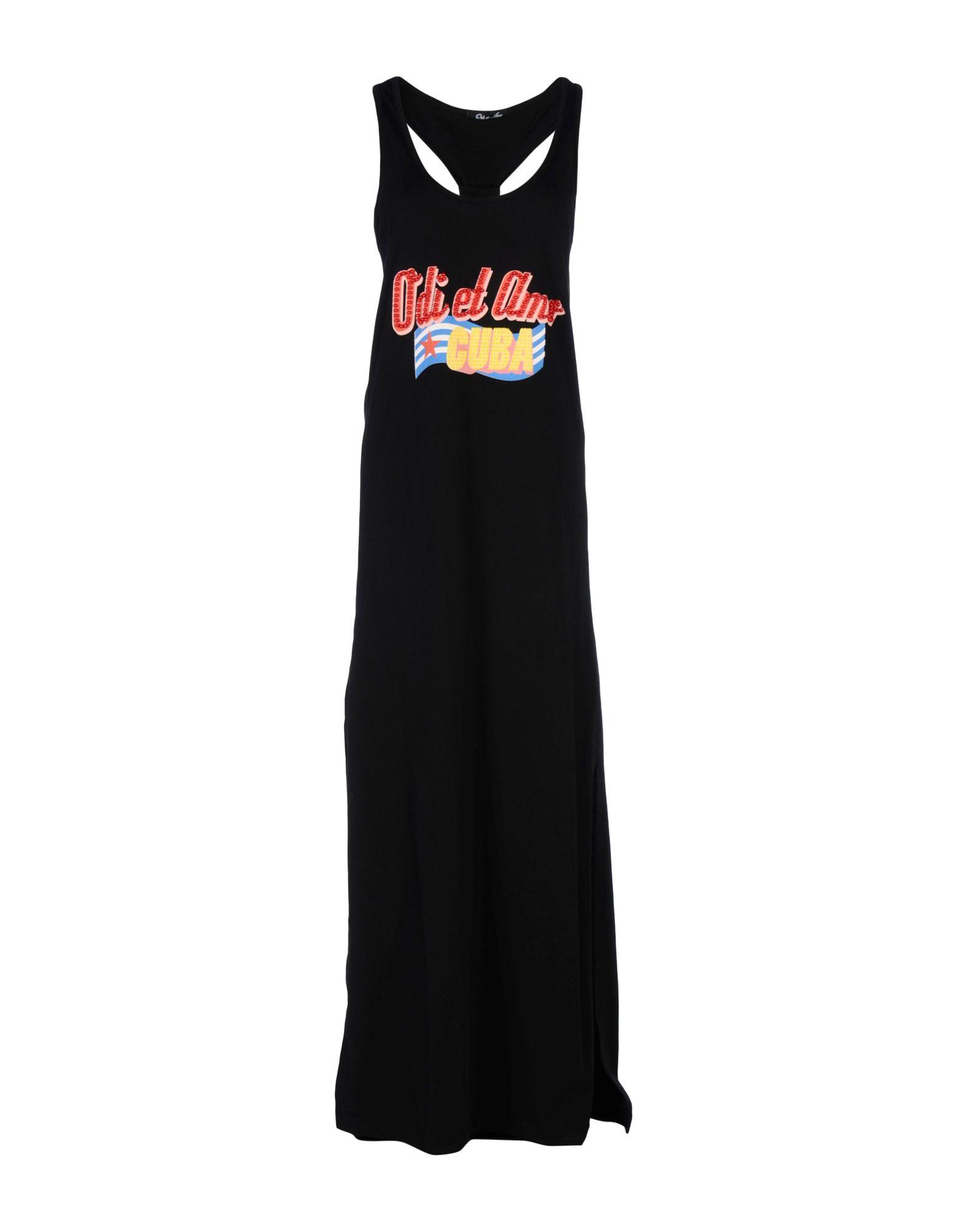 Фото ODI ET AMO Длинное платье. Купить с доставкой