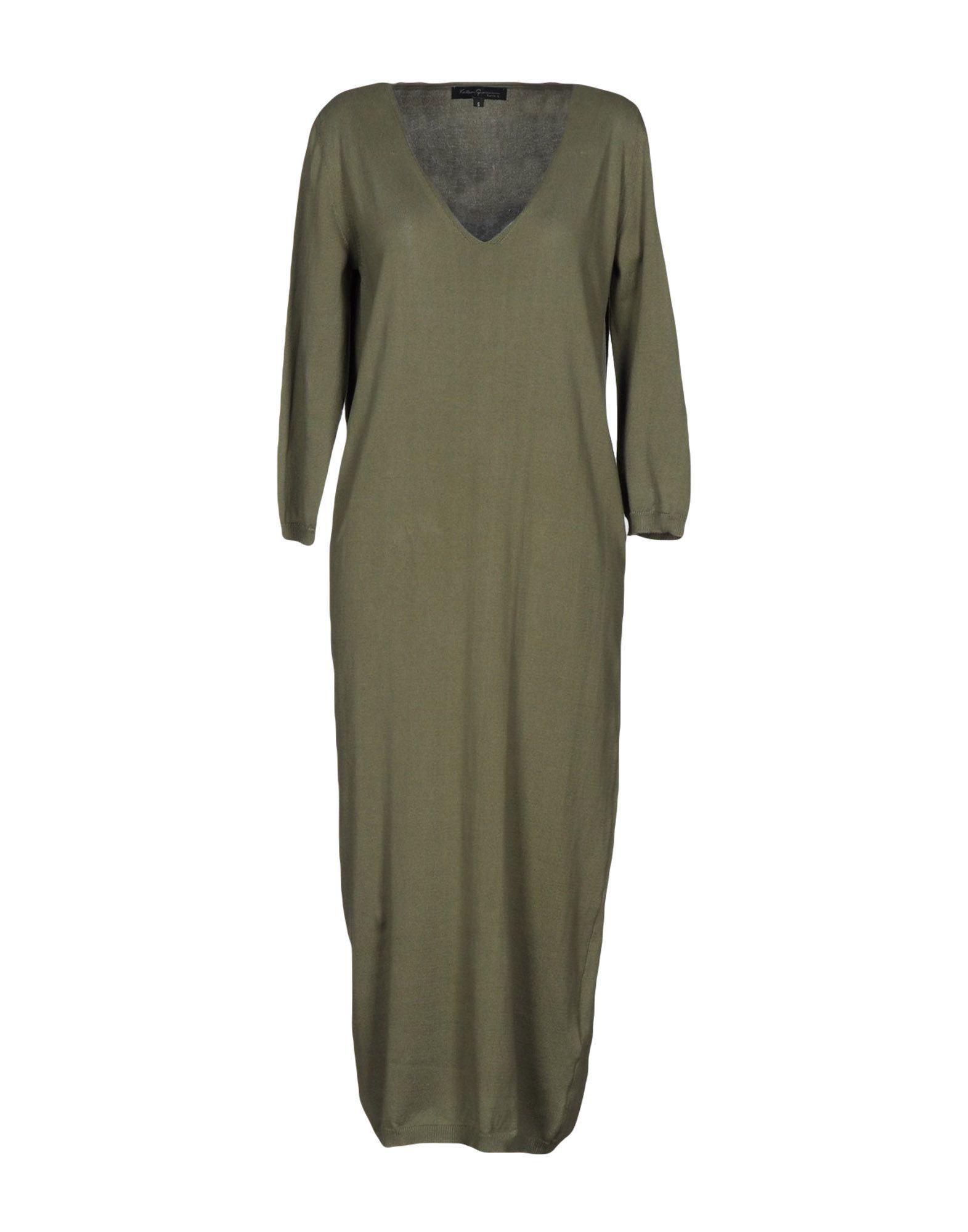 KATIA G. Платье длиной 3/4 lisa corti платье длиной 3 4