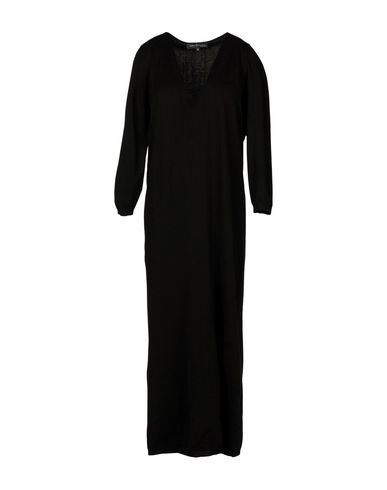 Фото - Платье длиной 3/4 от KATIA G. черного цвета