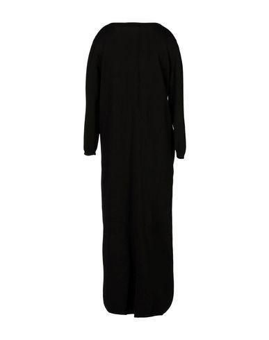 Фото 2 - Платье длиной 3/4 от KATIA G. черного цвета