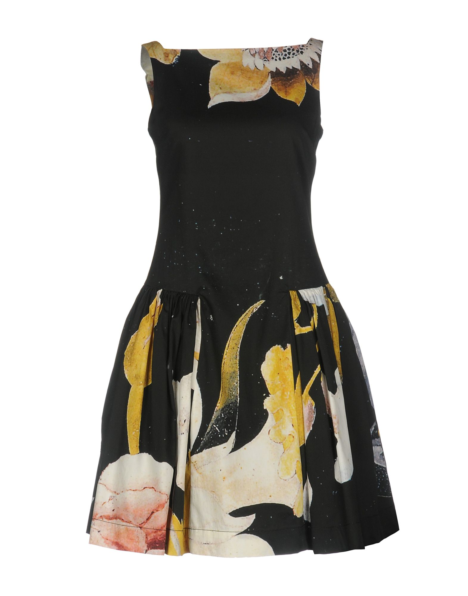 VIVIENNE WESTWOOD ANGLOMANIA Короткое платье цены онлайн