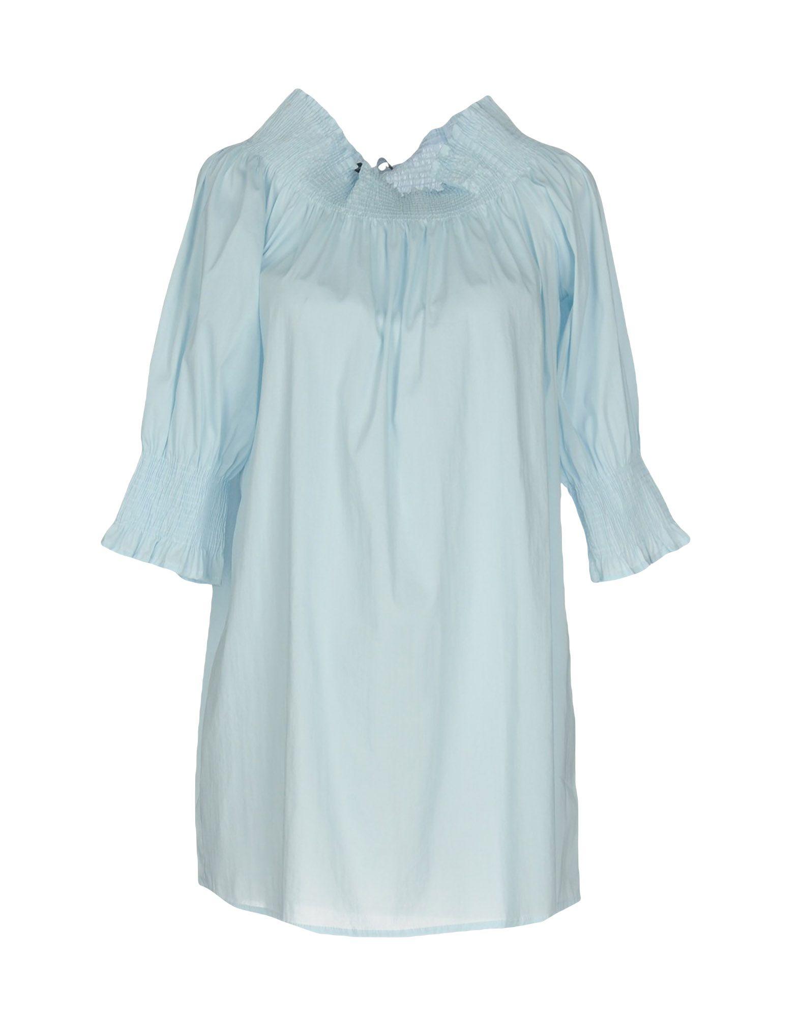 VANESSA SCOTT Короткое платье джинсы стрейч quelle laura scott 592463