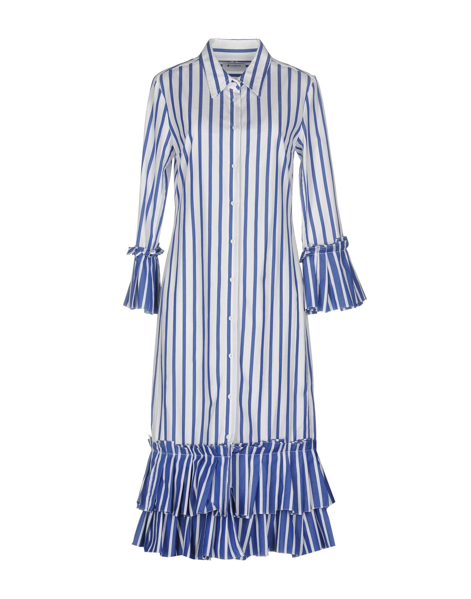DONDUP Платье длиной 3/4 lisa corti платье длиной 3 4