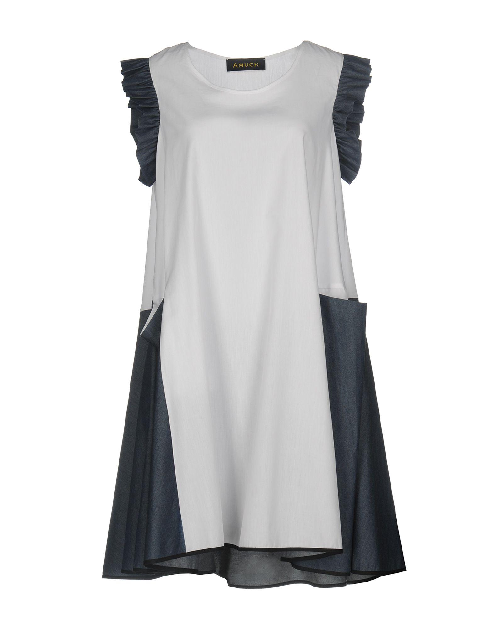 AMUCK Платье до колена