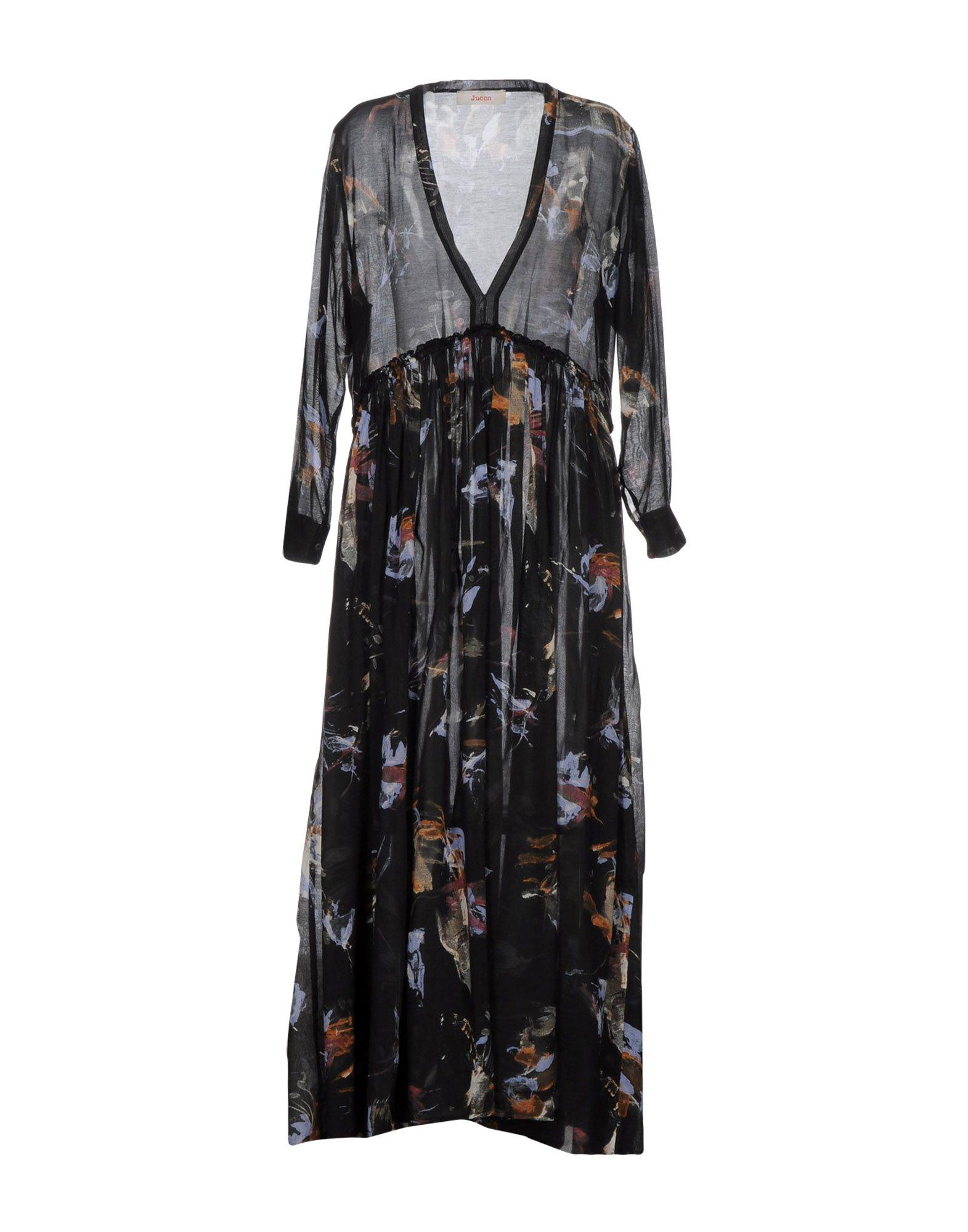 cailand длинное платье JUCCA Длинное платье