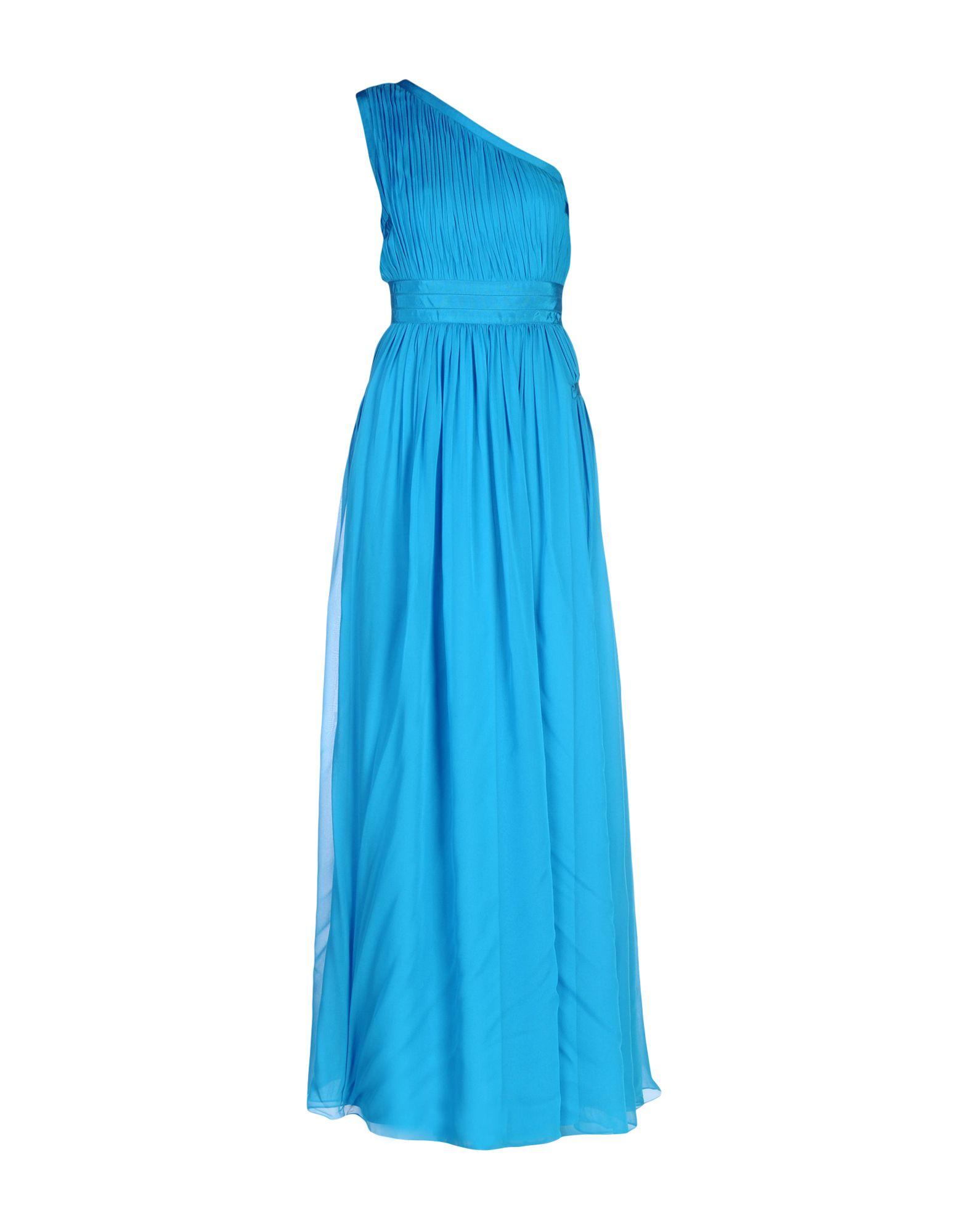 DIANE VON FURSTENBERG Длинное платье цены онлайн