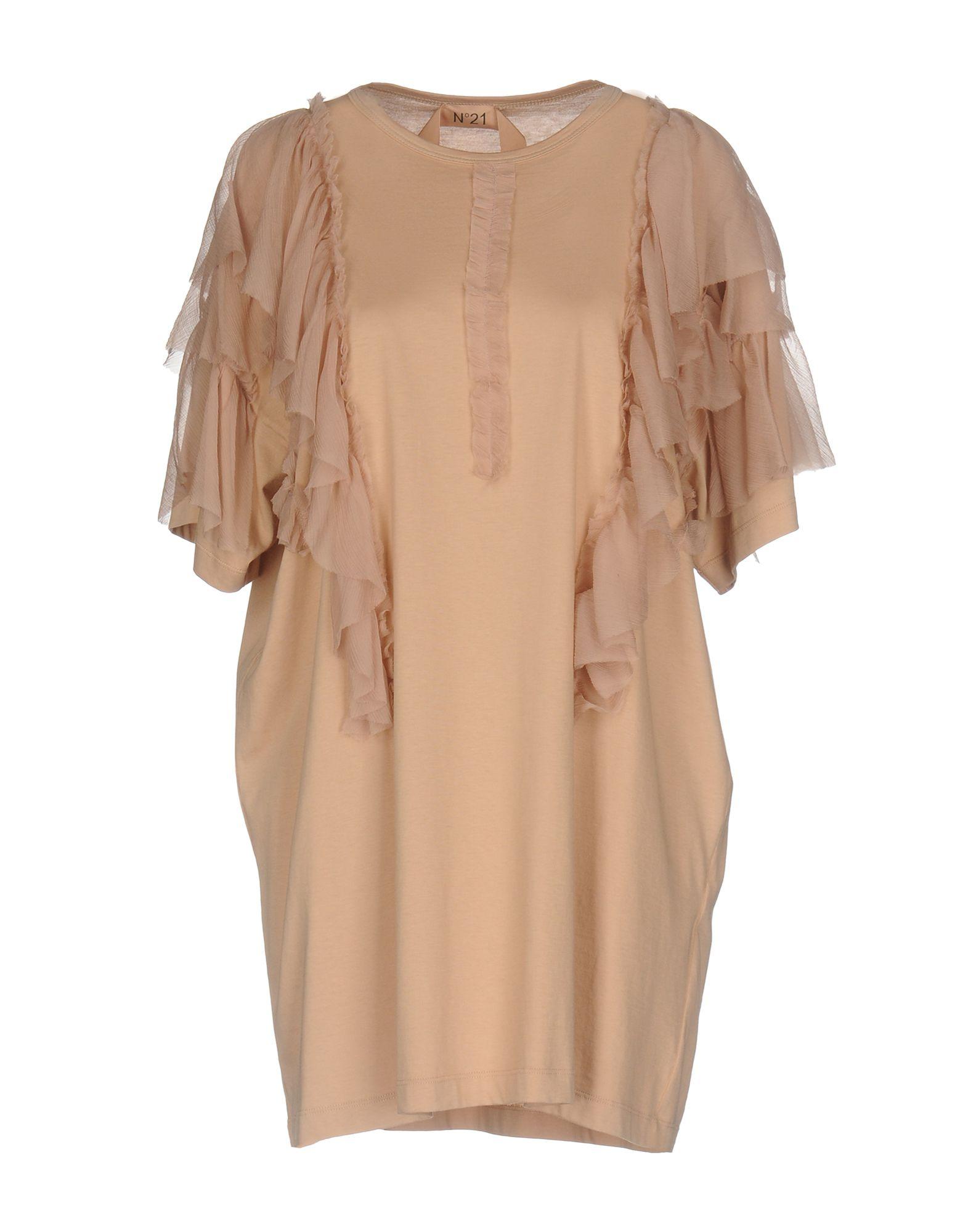 N° 21 Короткое платье n° 21 короткое платье