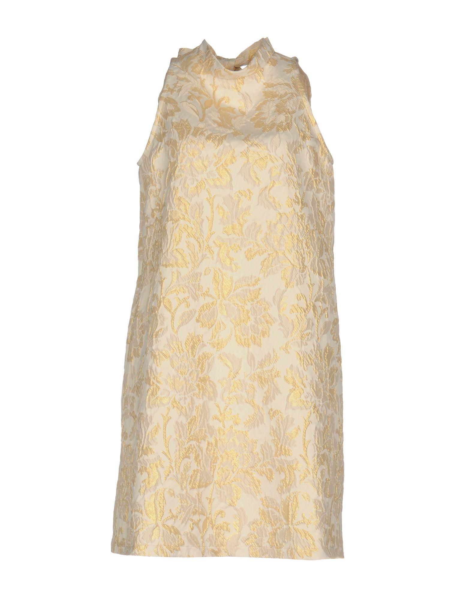 ФОТО gold case короткое платье