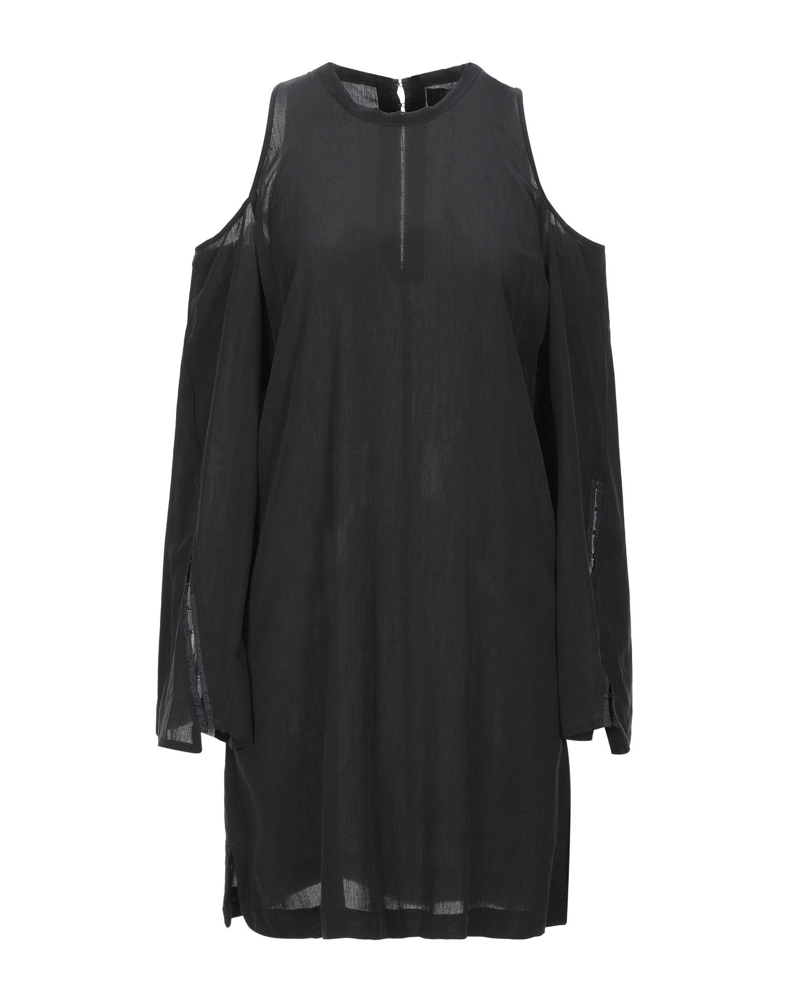LOST & FOUND Короткое платье found in brooklyn