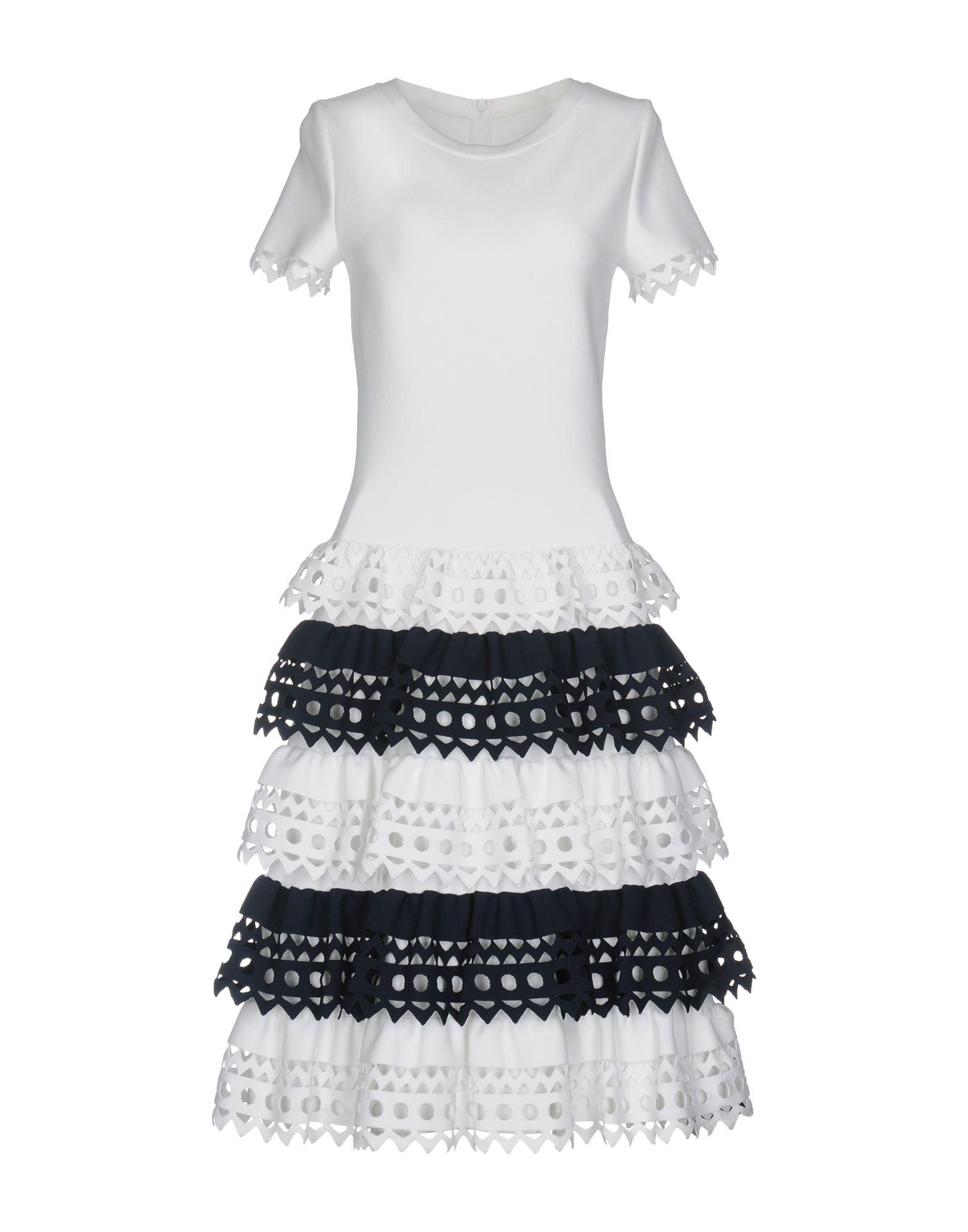 купить ALAÏA Платье до колена дешево