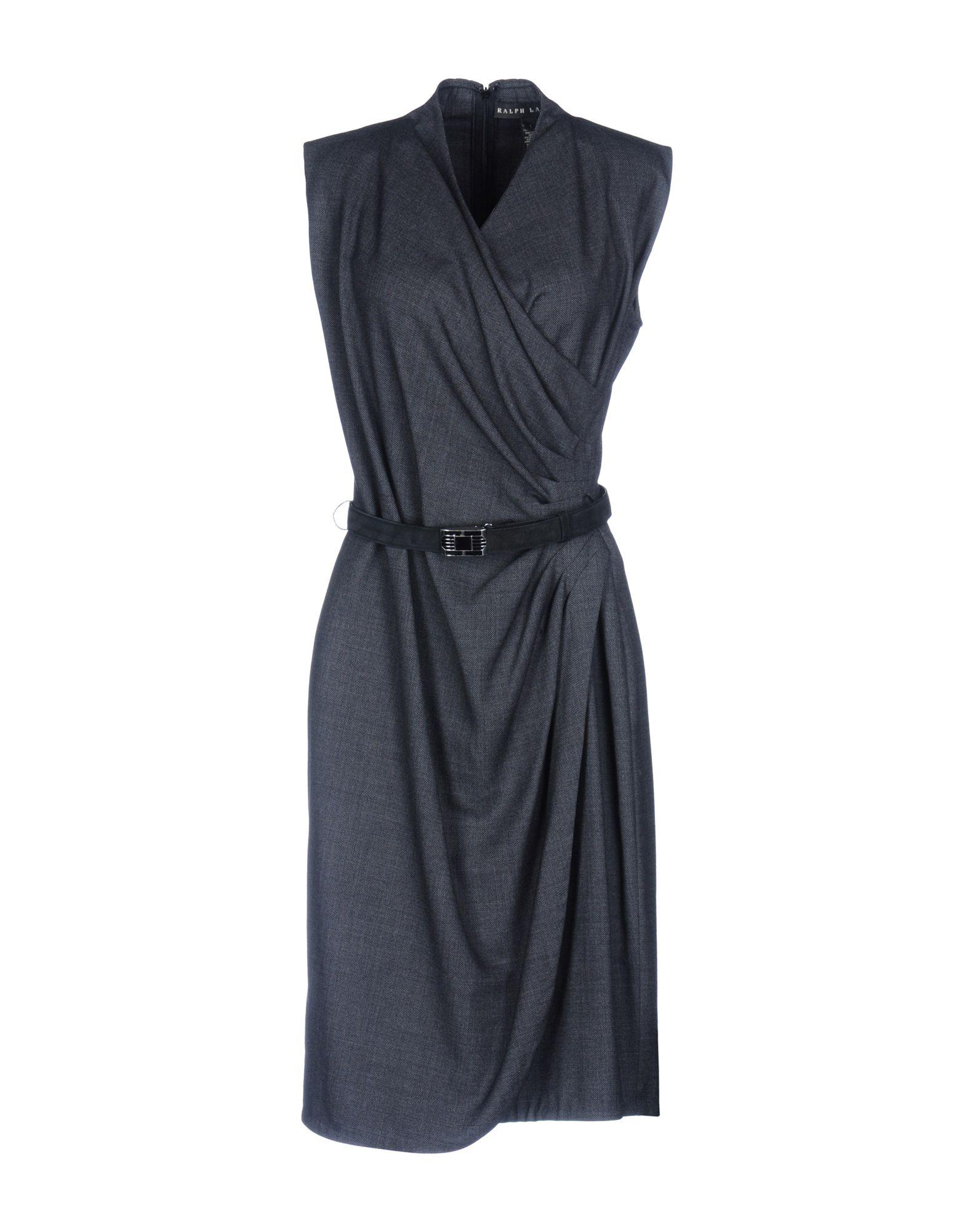 RALPH LAUREN BLACK LABEL Платье до колена ralph lauren black label поло