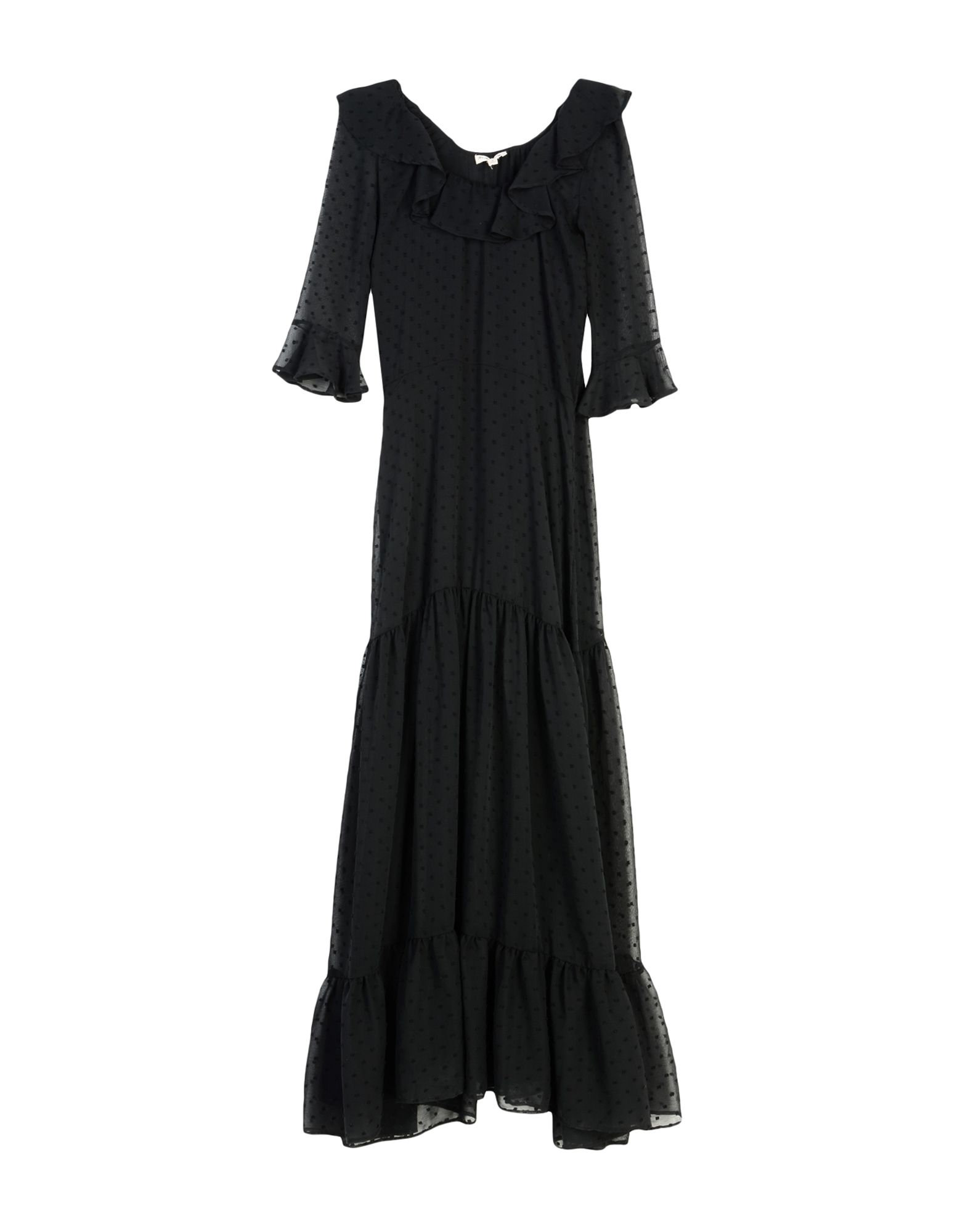 FOR LOVE & LEMONS Длинное платье